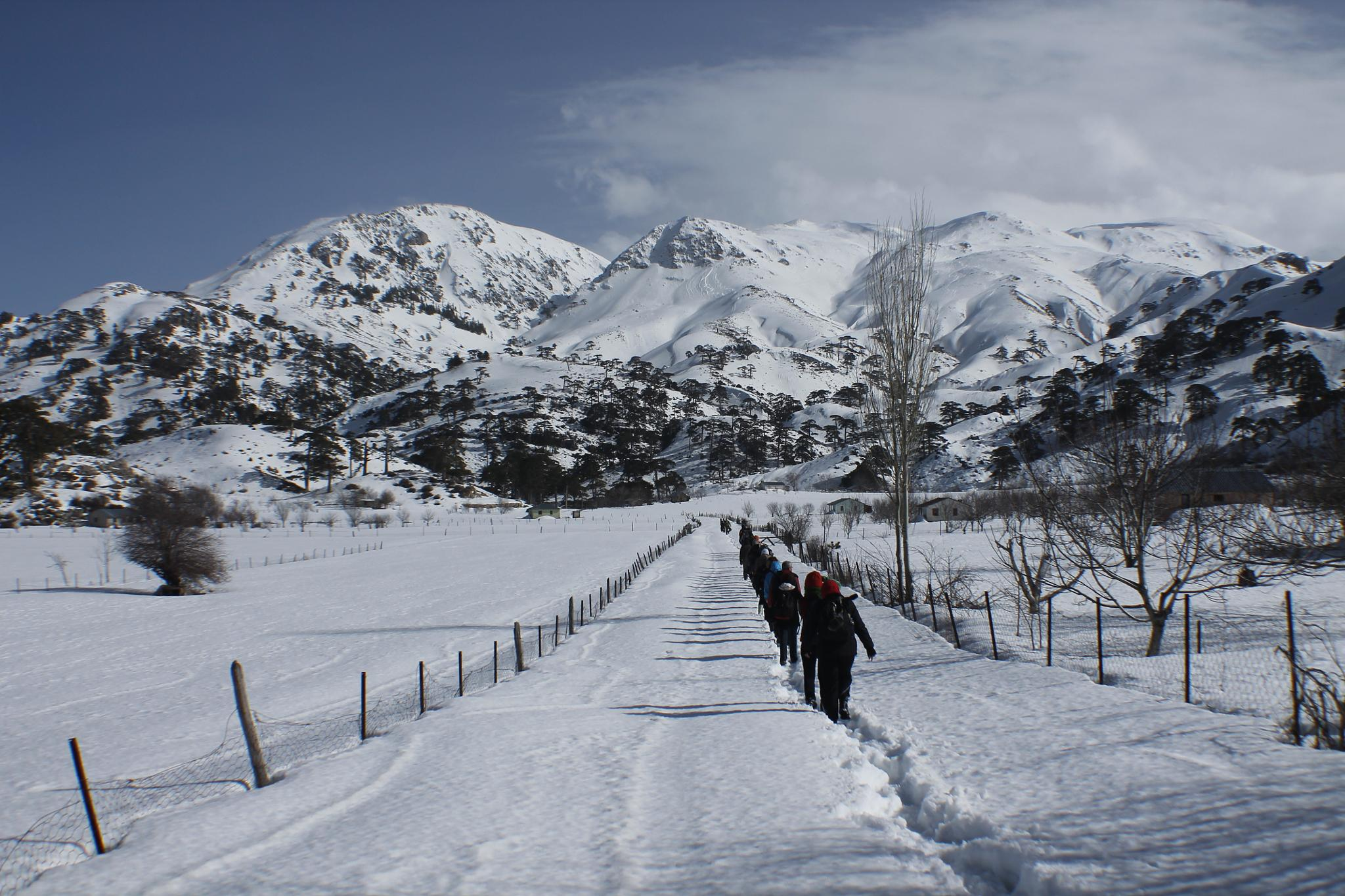 Mountain tracking by Ayberk SOYLU