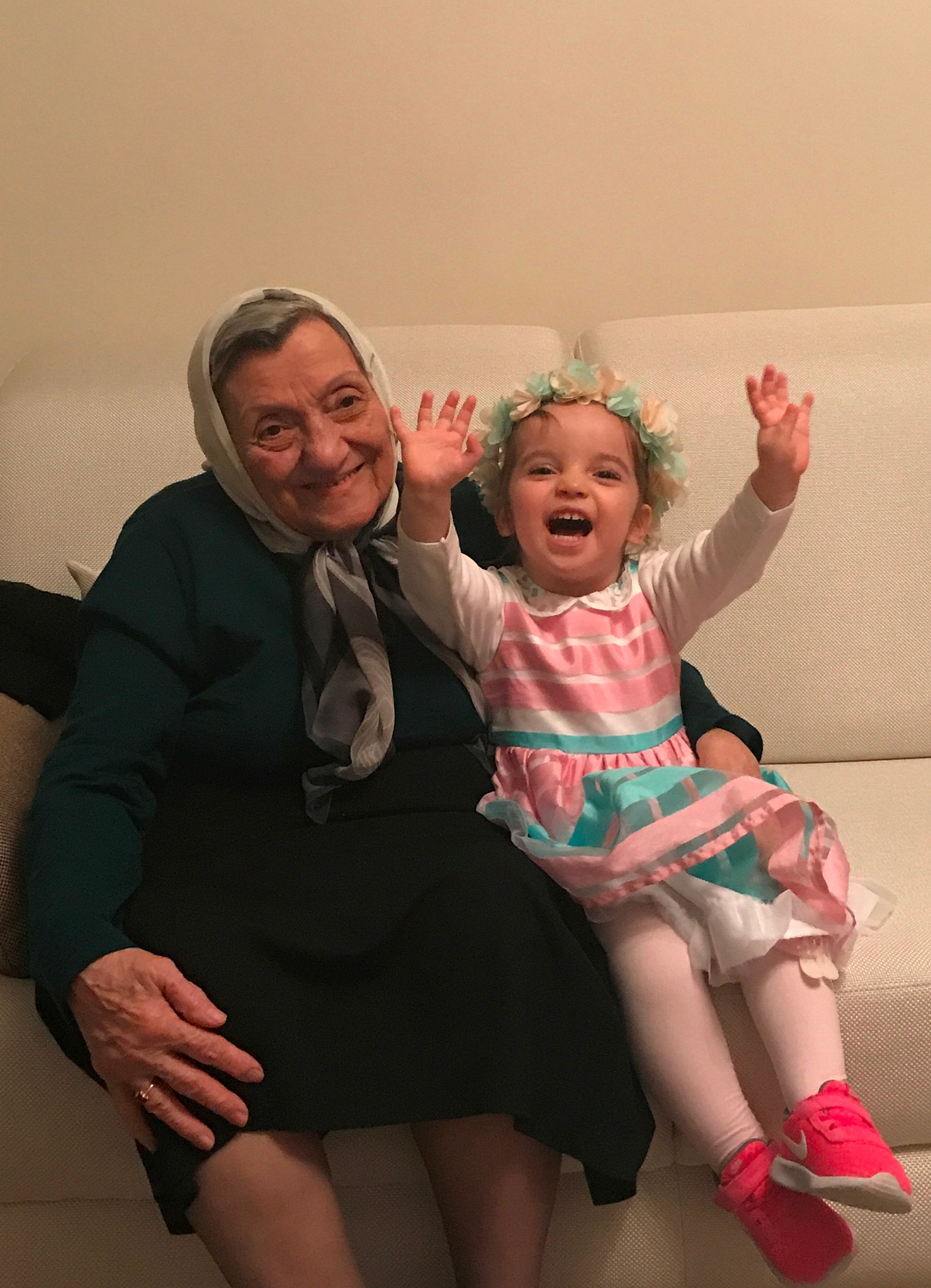 My Love,My Girl,My Angel & My Grandmother.  by Ayberk SOYLU