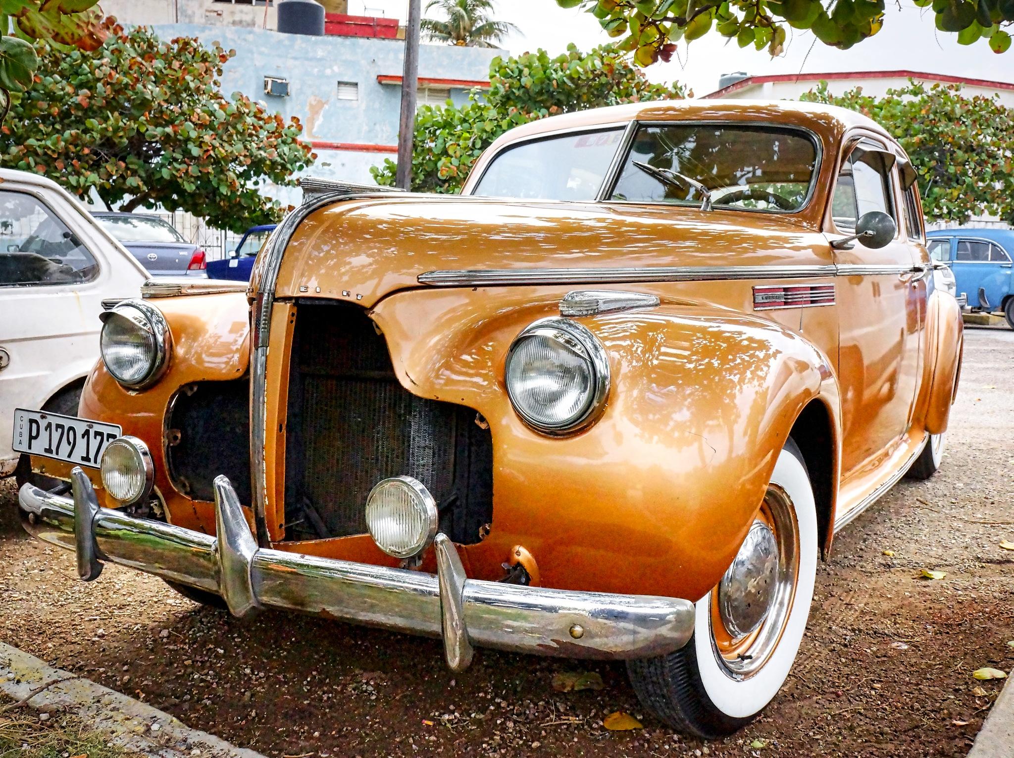 Buick by Harrison Hanville