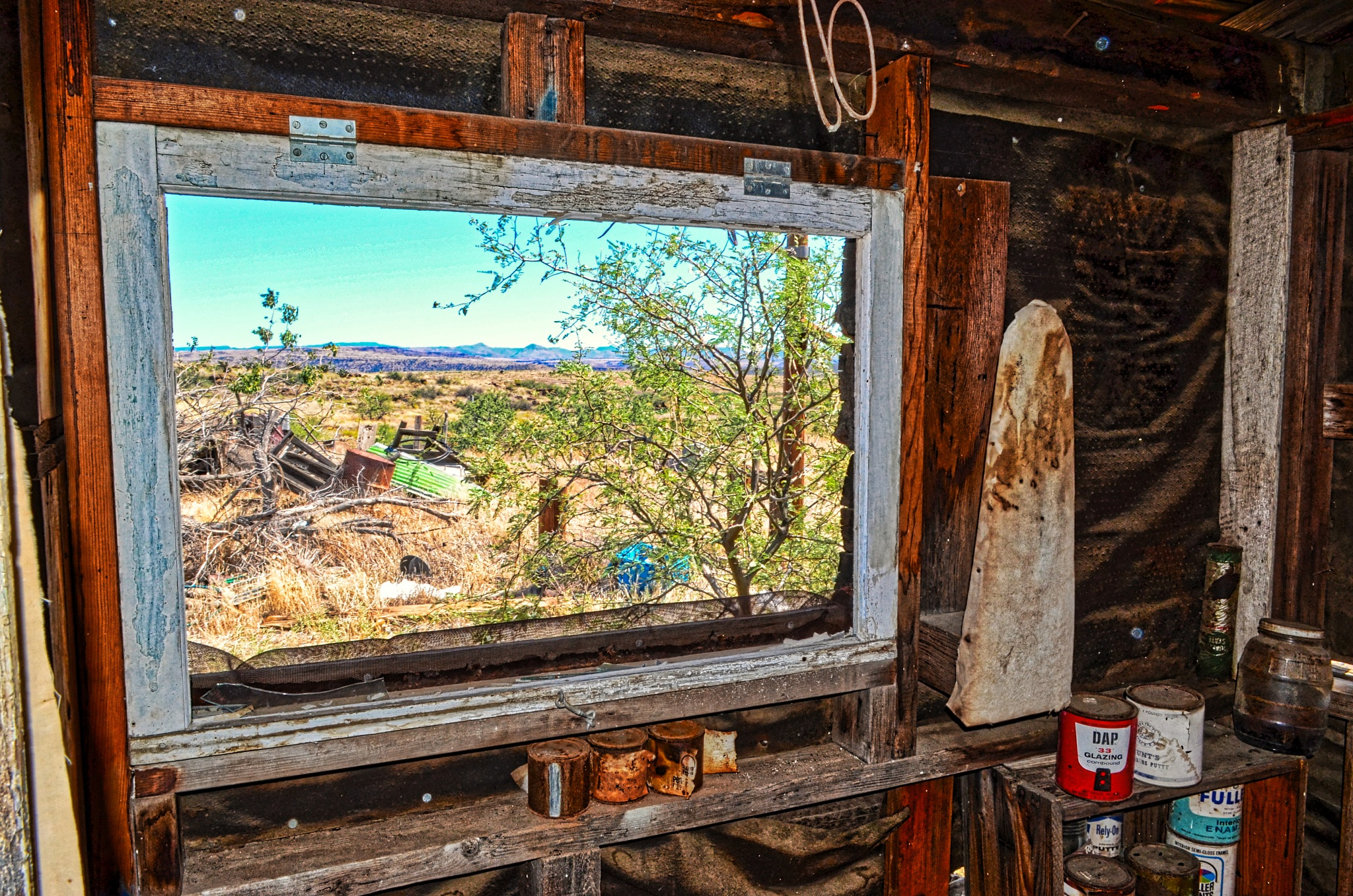 Room With A View by Harrison Hanville