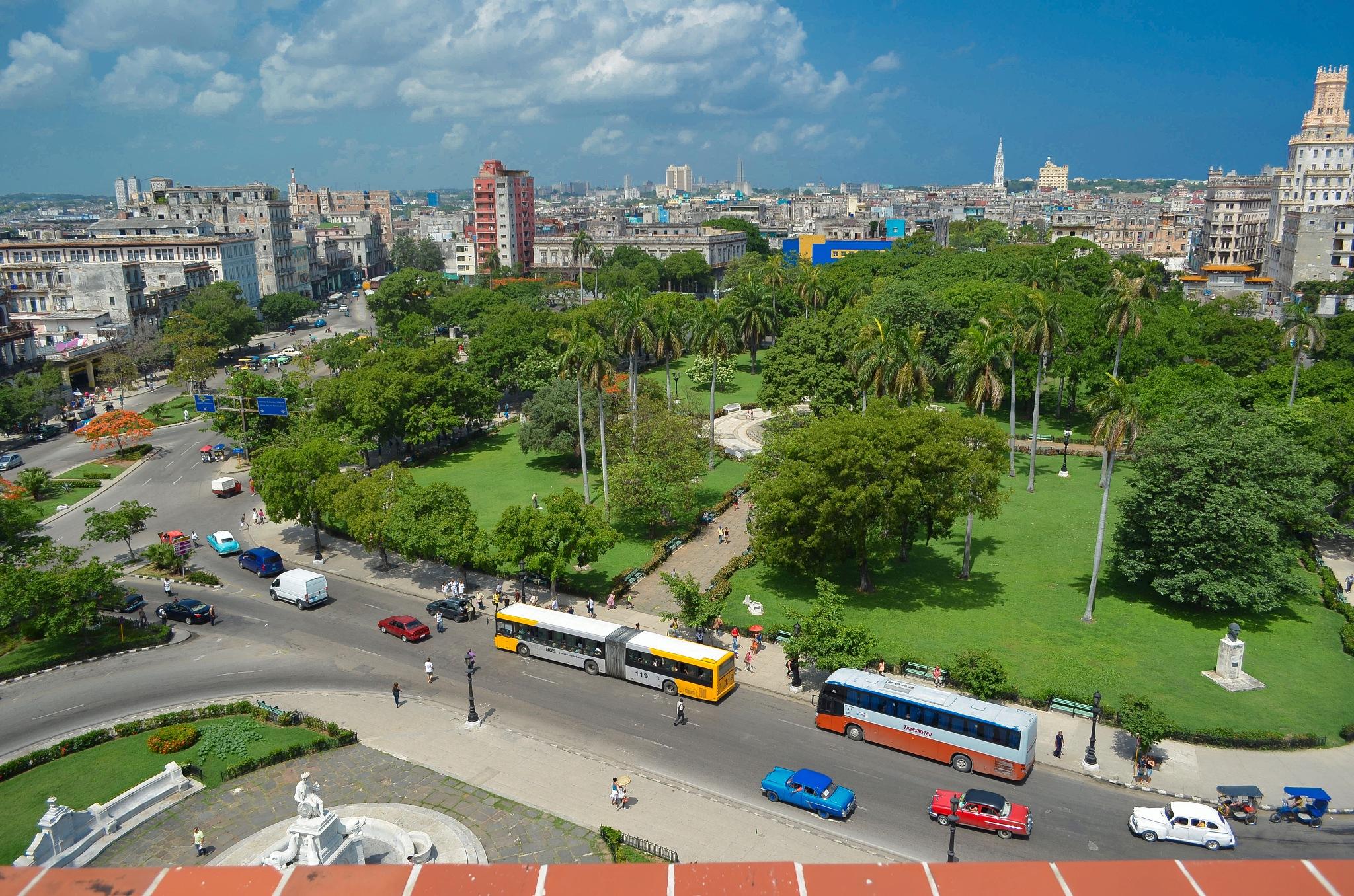 The Sky Above - Havana Below by Harrison Hanville