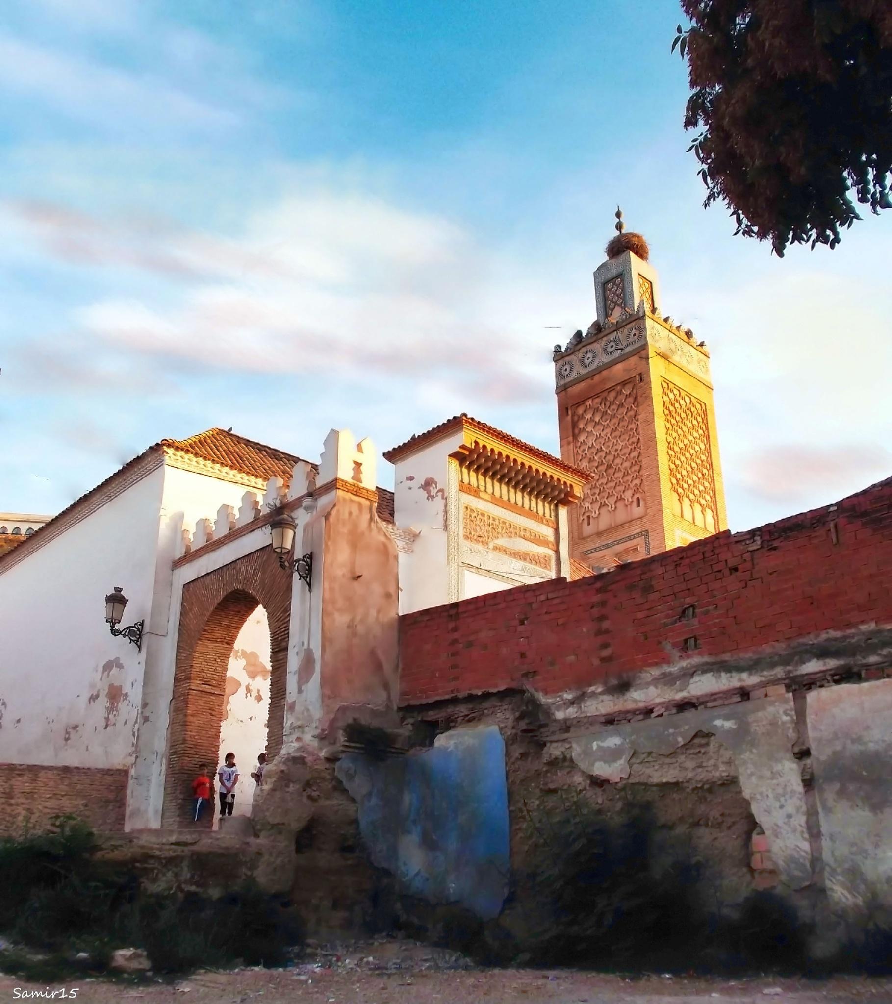 Sid el halwi;Tlemcen,Algeria. by Samir Sami