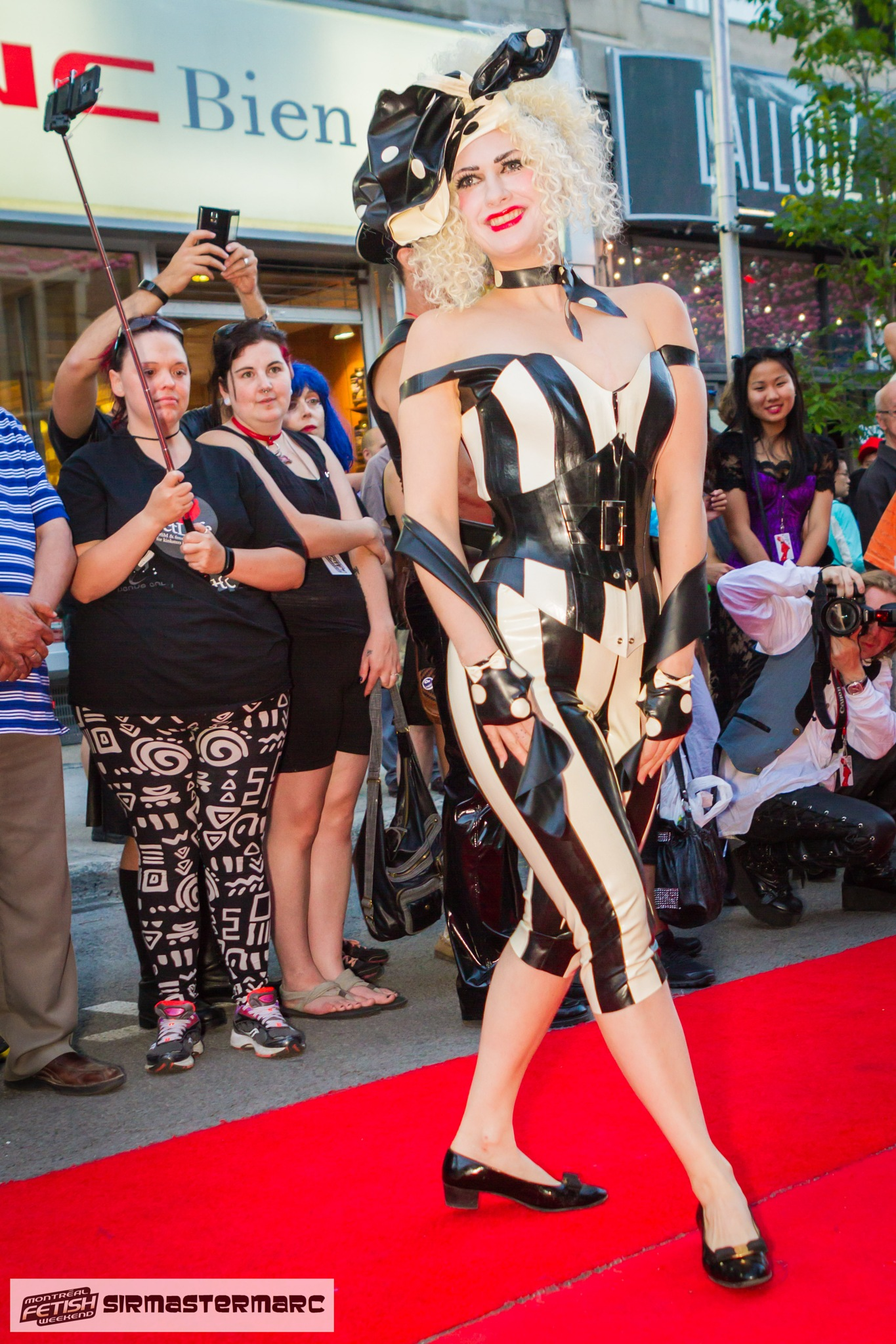2015 Montreal fetish Weekend Fashion Show by SirMasterMarc