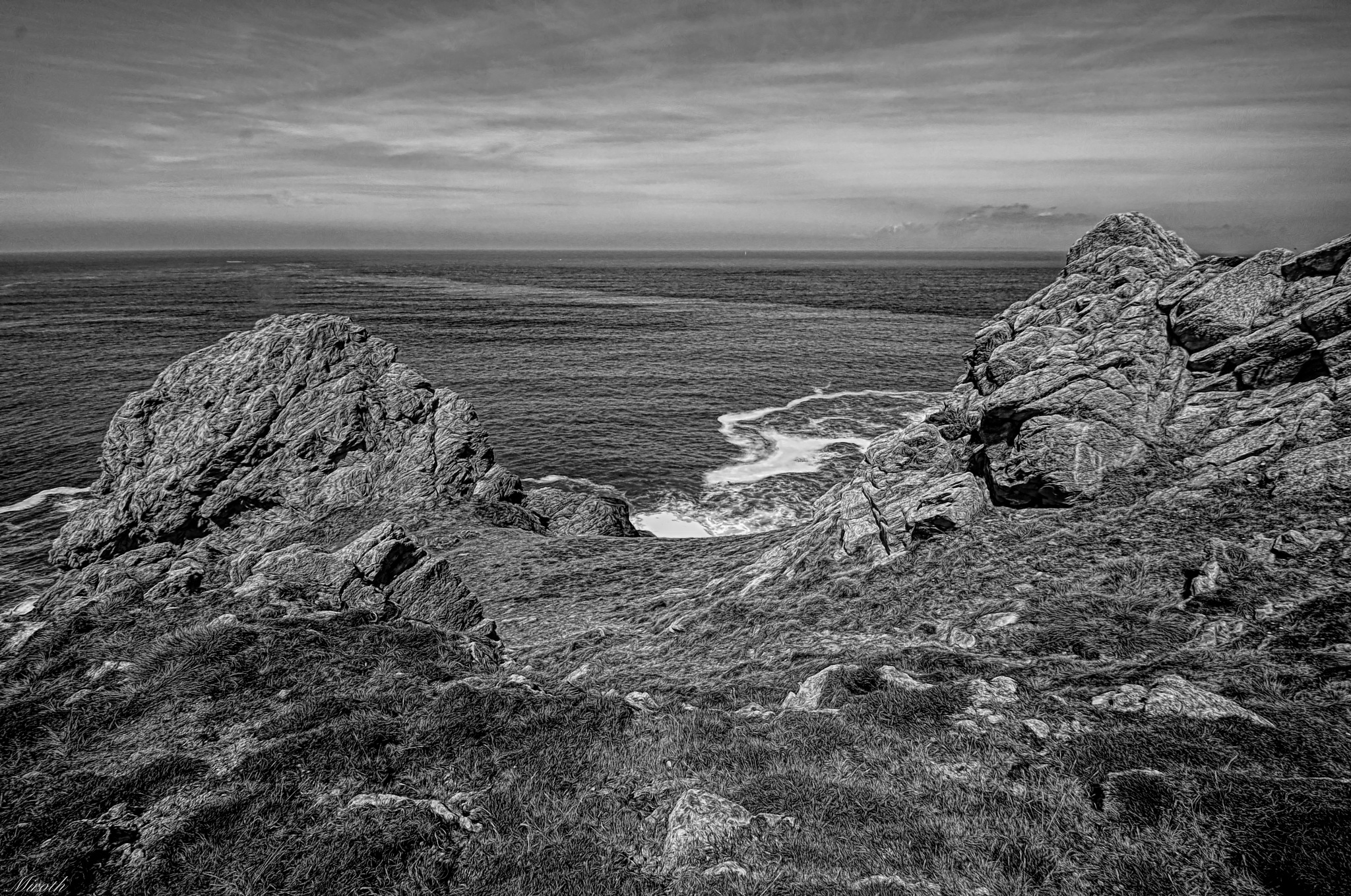 Le Pinacle Rock 2 by miroth