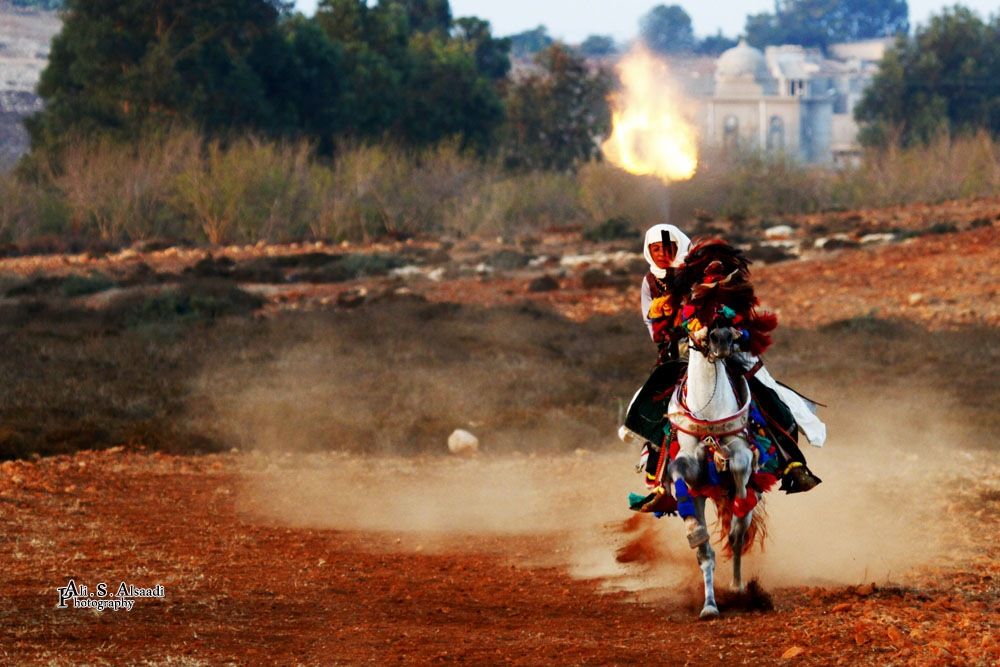 shoot by al-Saadi