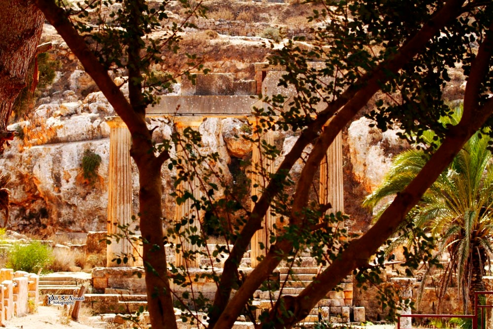 Cyrene by al-Saadi
