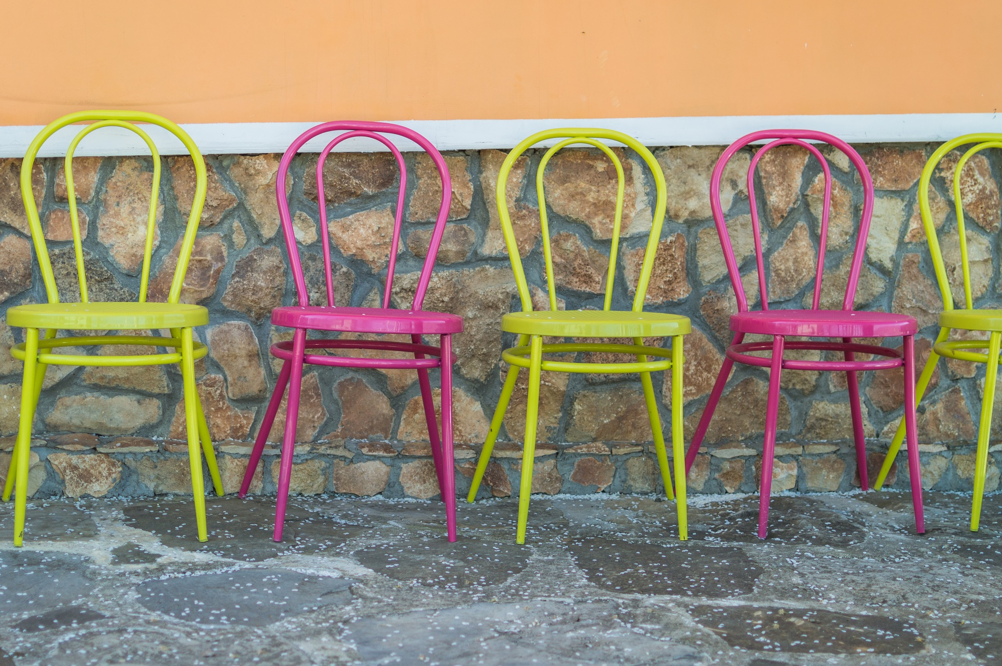 chairs by Stefan Hadzhev