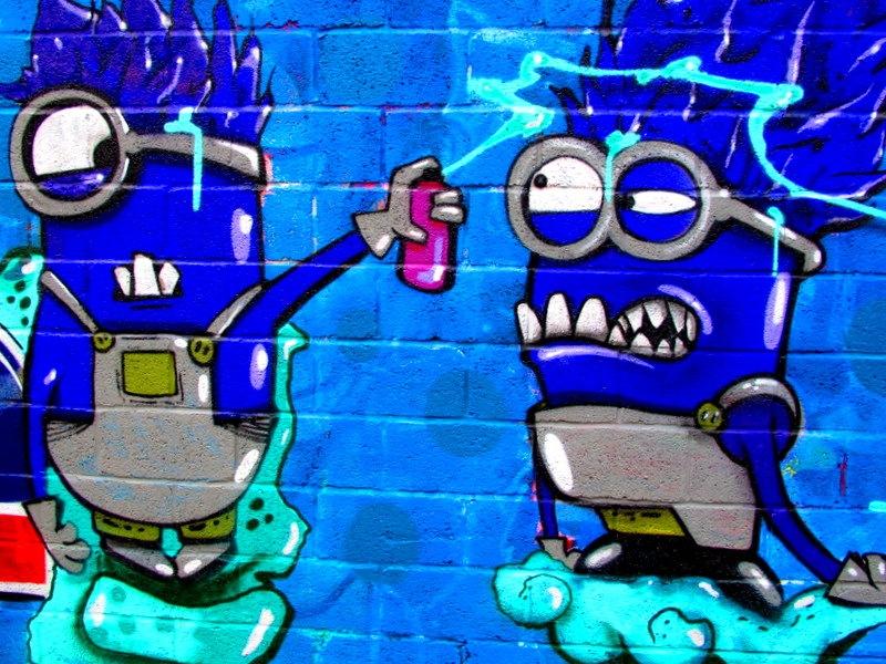grafitis en zaragoza by angelgarcia