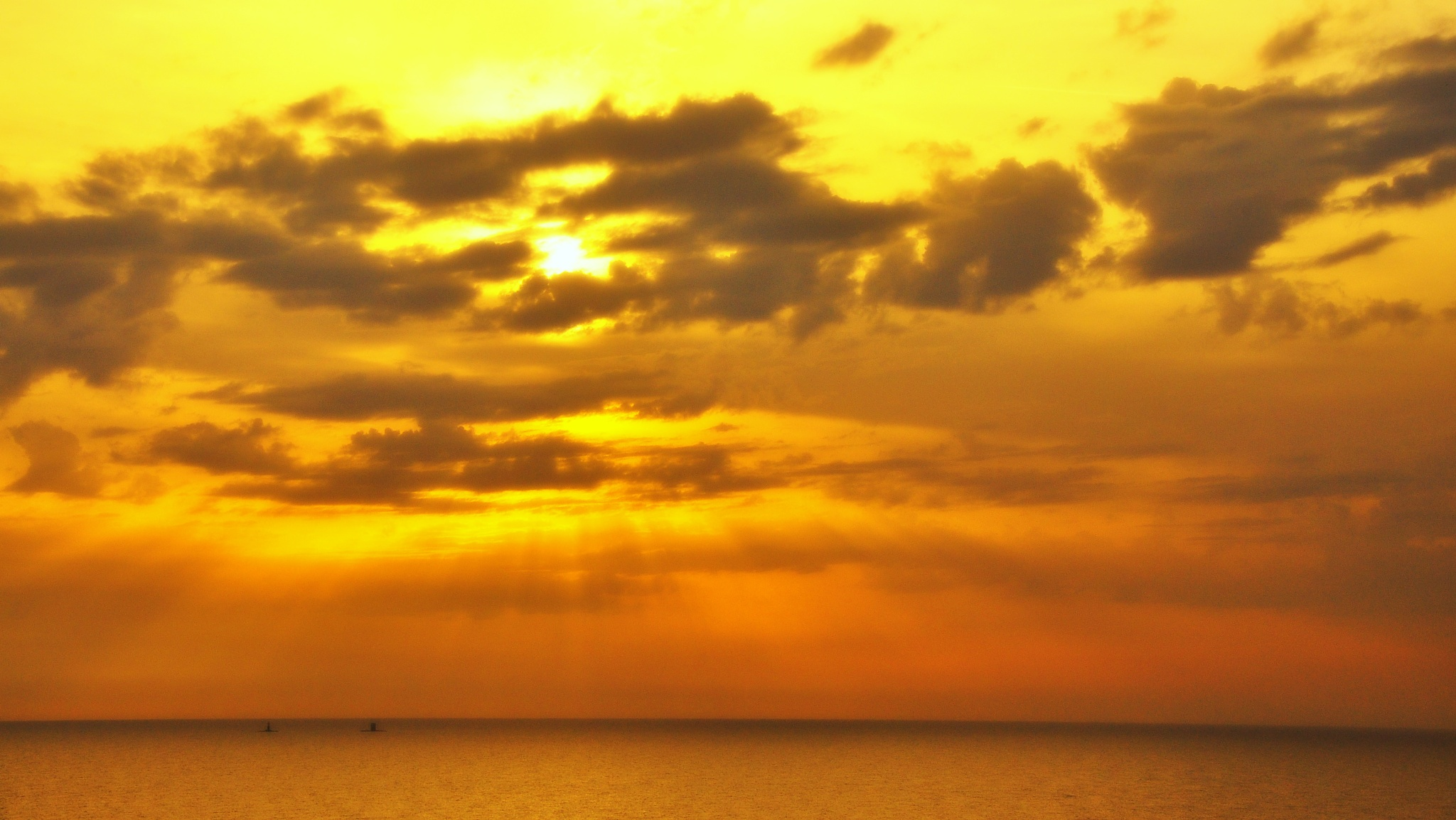 atardecer by angelgarcia
