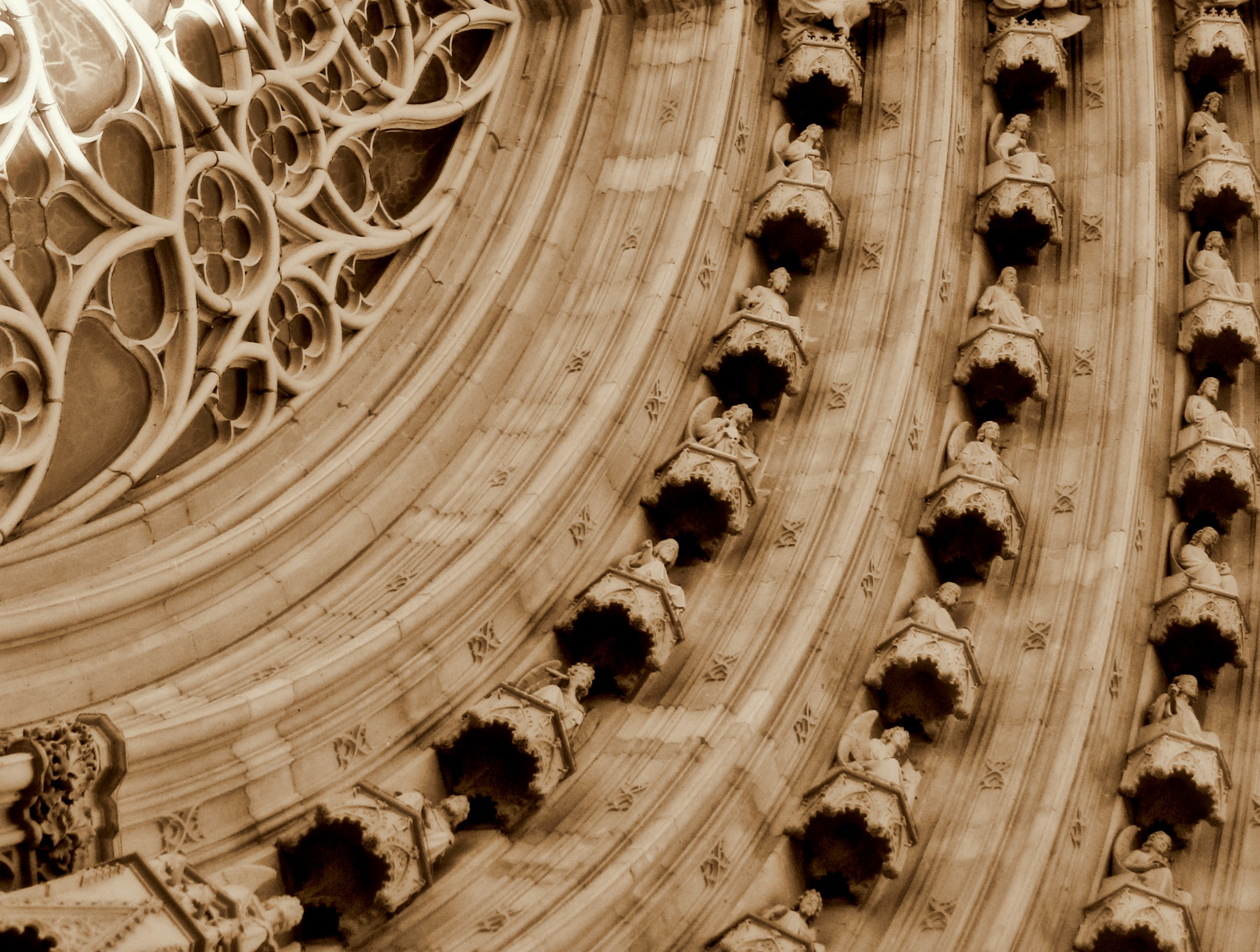 barcelona catedral by angelgarcia