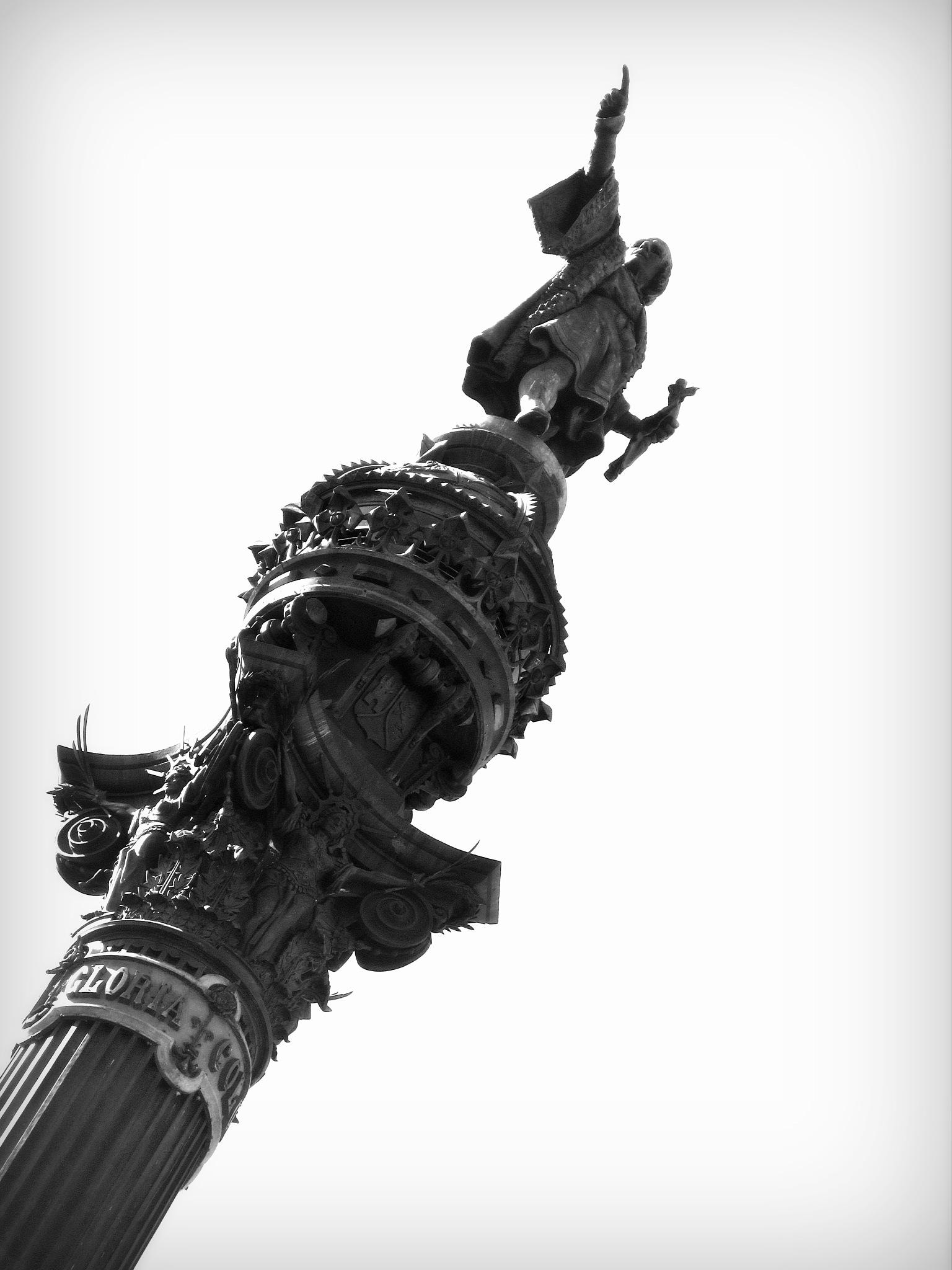 colon barcelona by angelgarcia