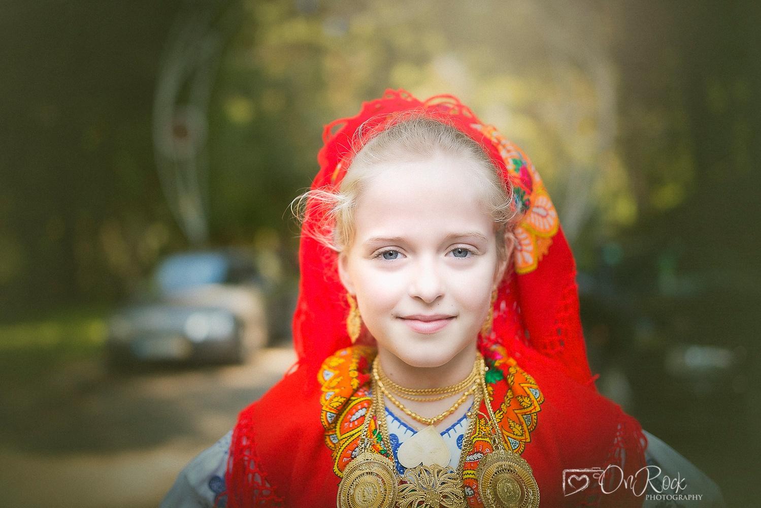 Menina Minhota by OnRock Photography