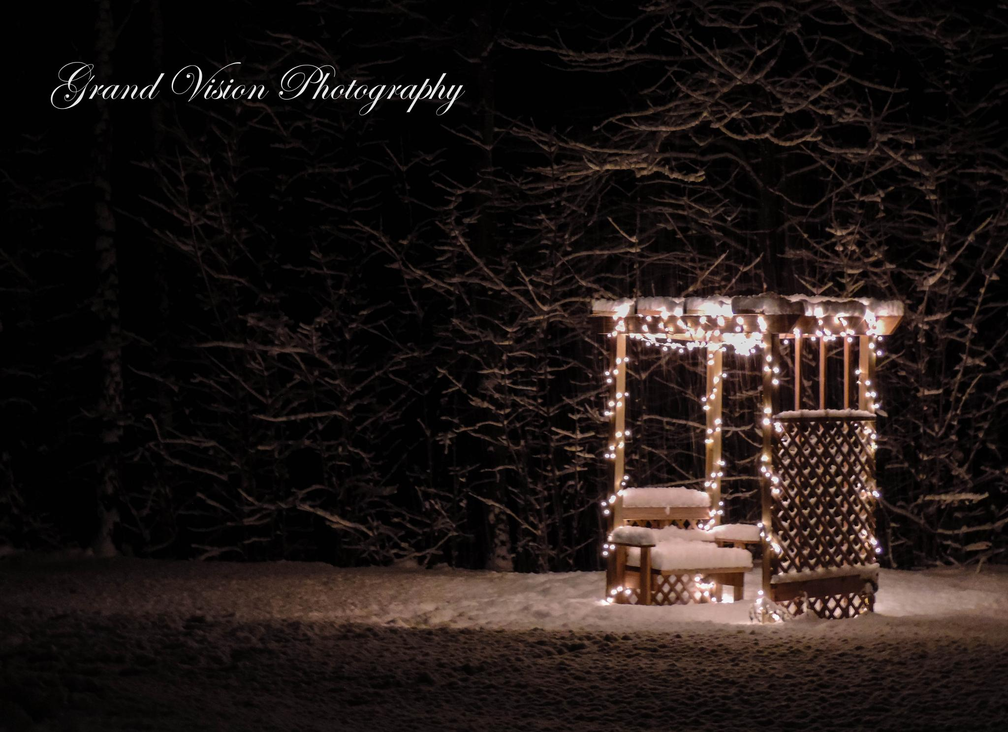 Outside Lights by Ellie Mills