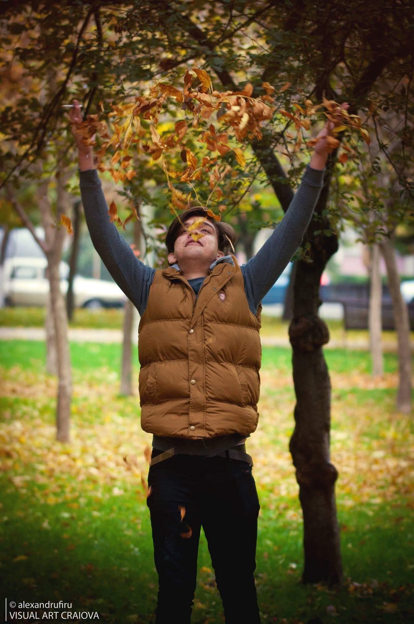autumn by Alexandru Firu