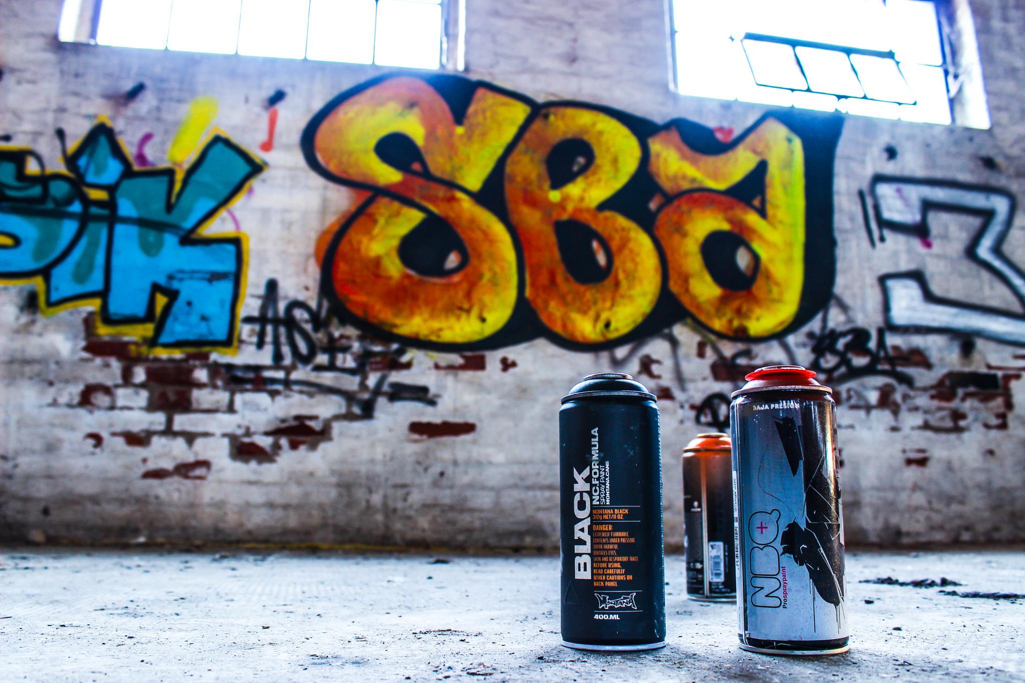 Graffiti by Gold Lumière