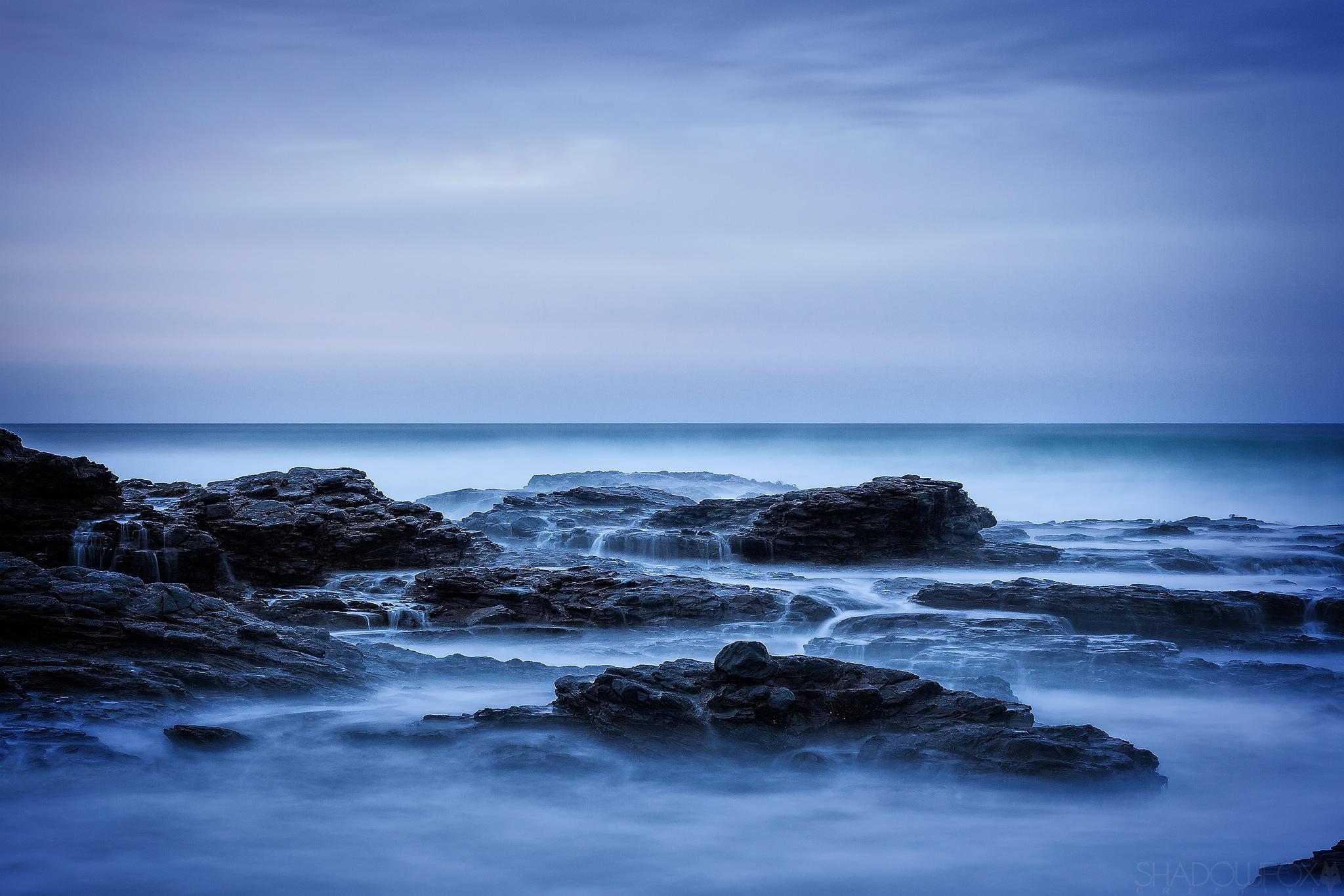 St Kilda rocks 2018 by Mark Fox