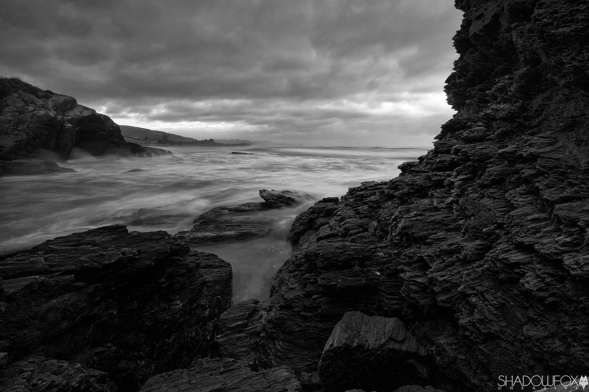 Ocean view by Mark Fox