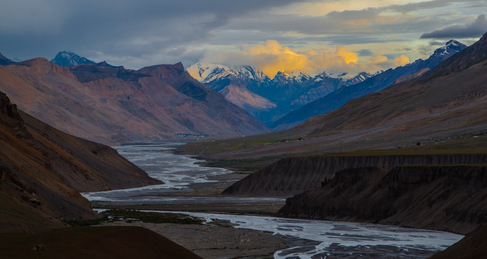 S for Spiti by Dhruva Suresh
