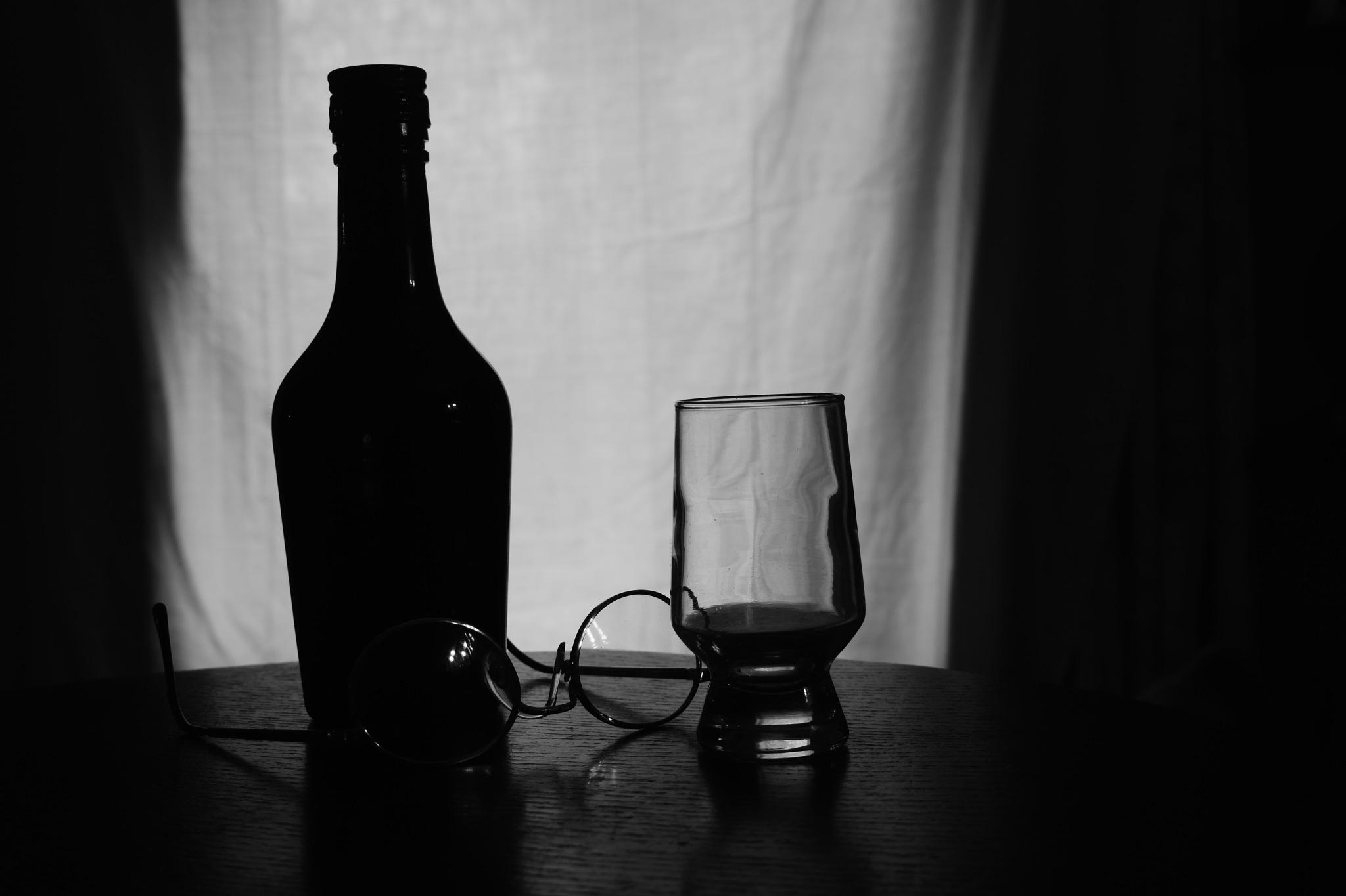 gLaSS boTTle by Ian Alastair Trenor Photography