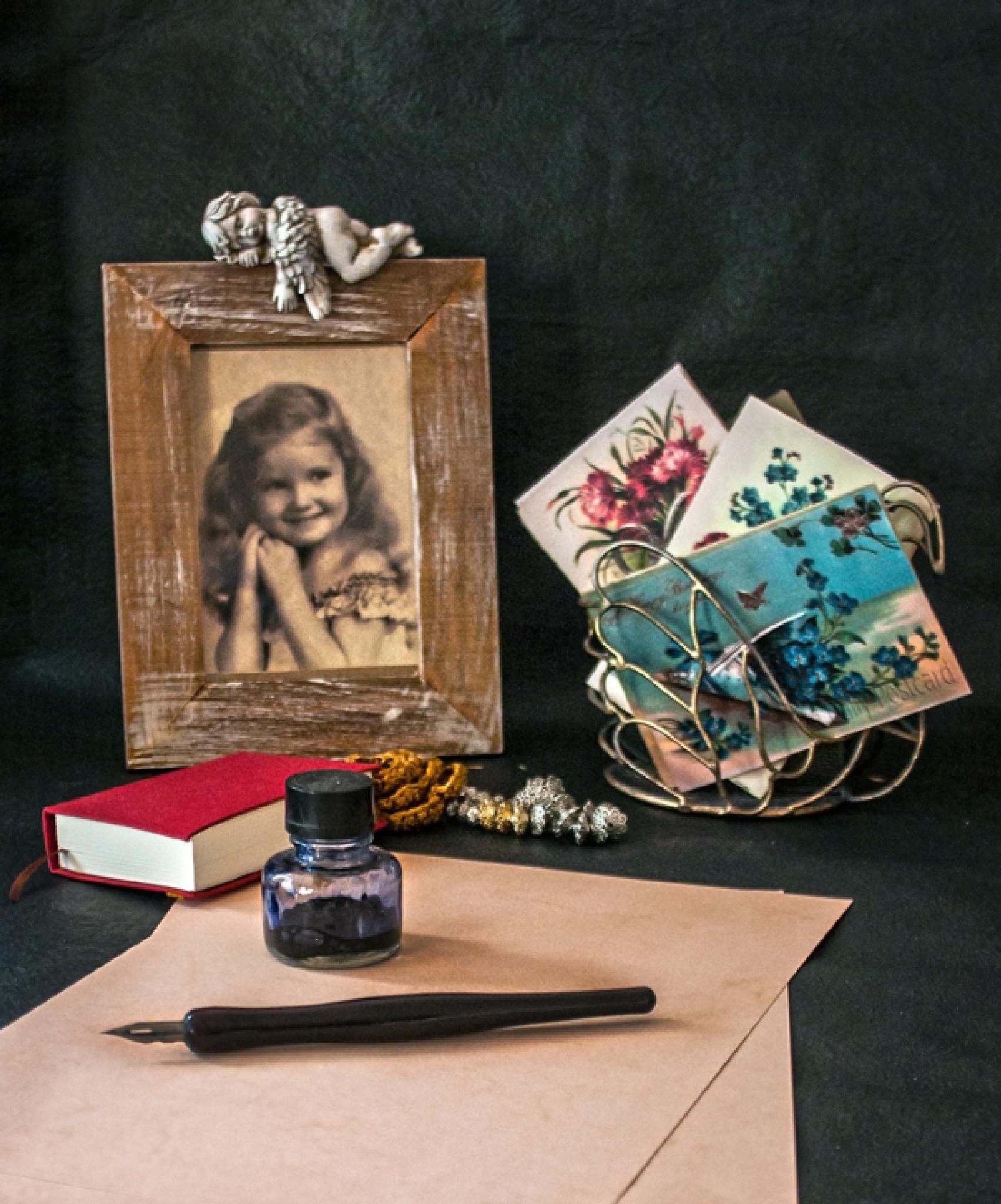 Not listed letters by Valentina Yotova-Todorova