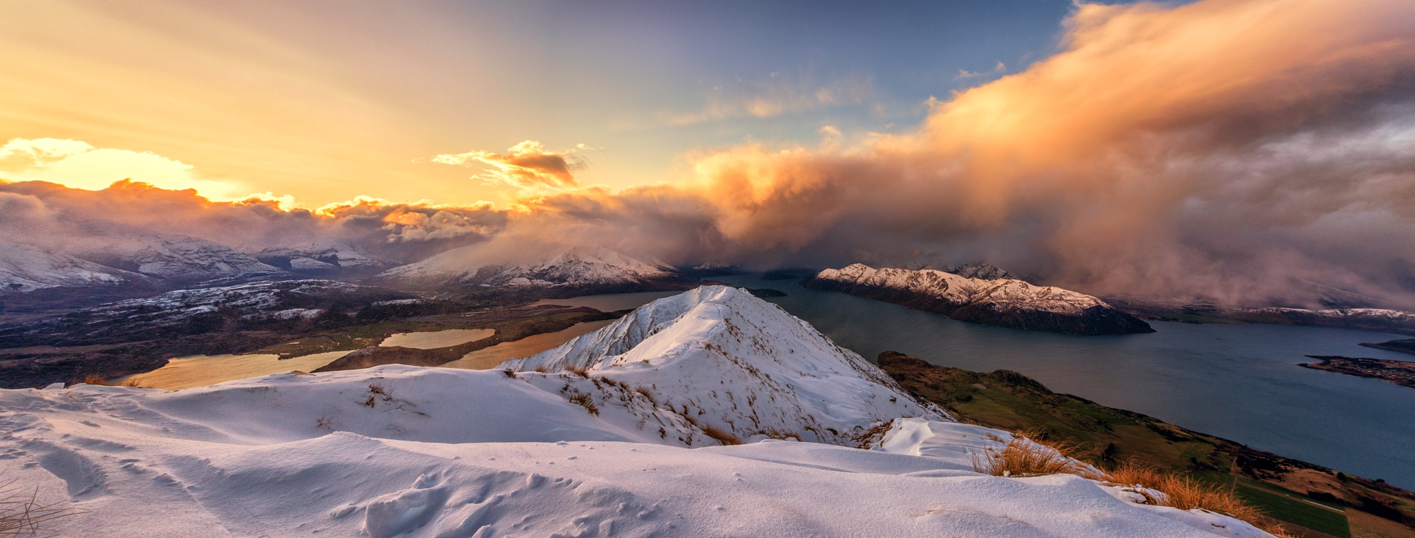 On Top of the World by Mark Macdonald