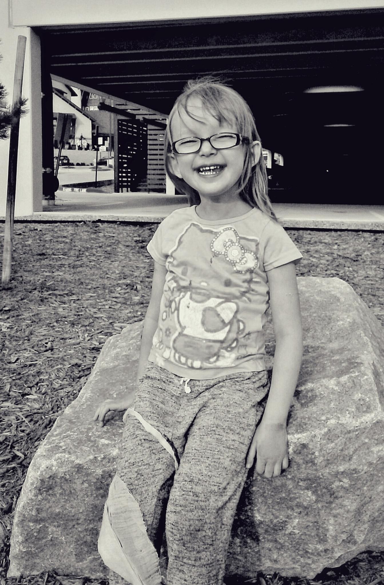 Harper Rose (In Black&White) by Kyle Tilley