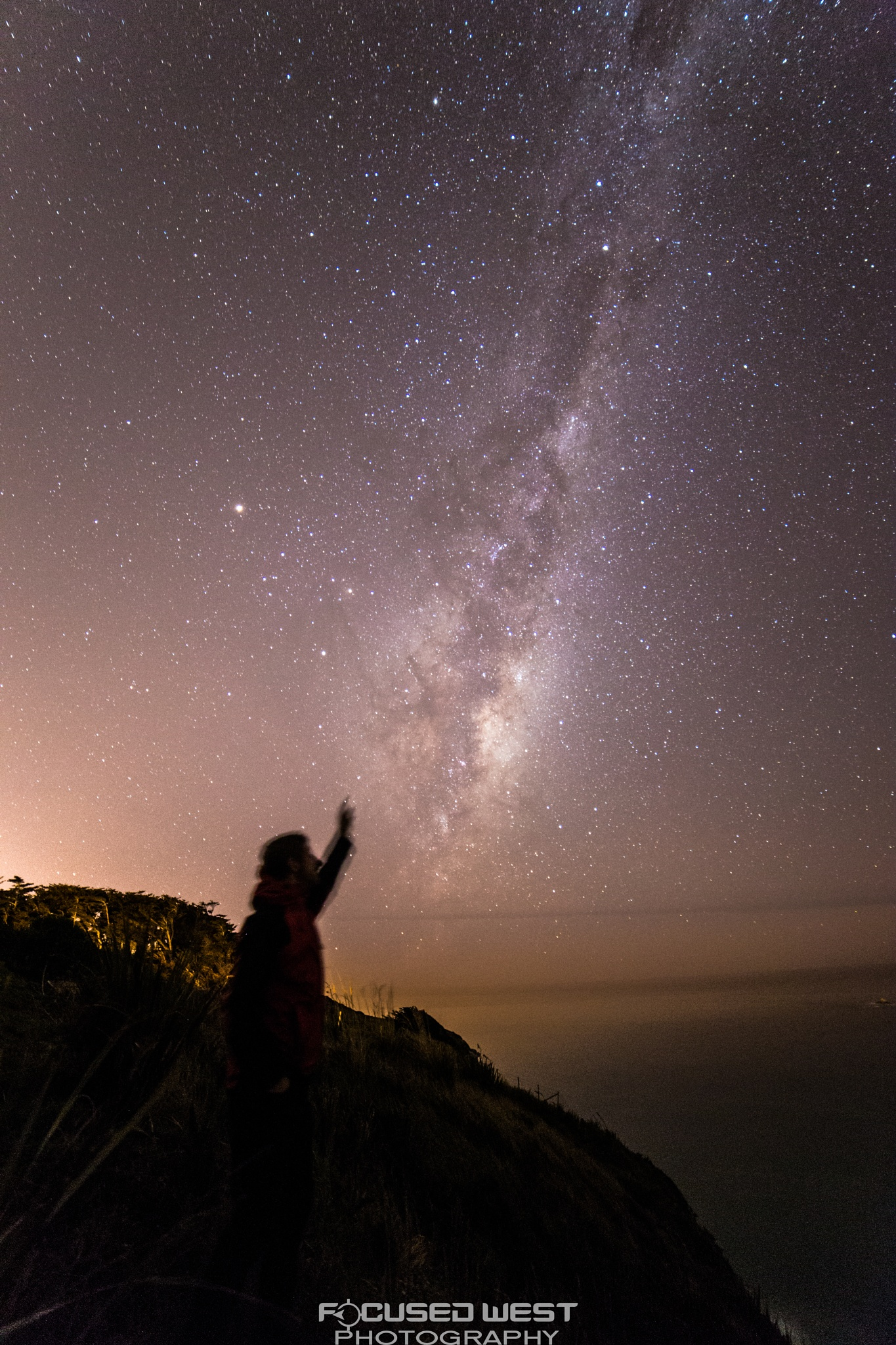 Reach for the MilkyWay by Gareth West