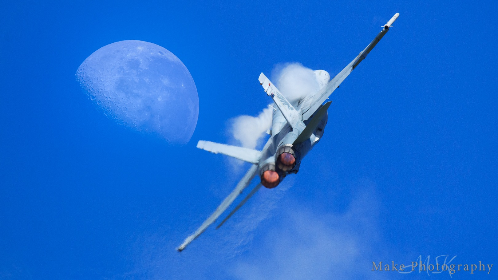 Fly me to the moon by MikeGannaway
