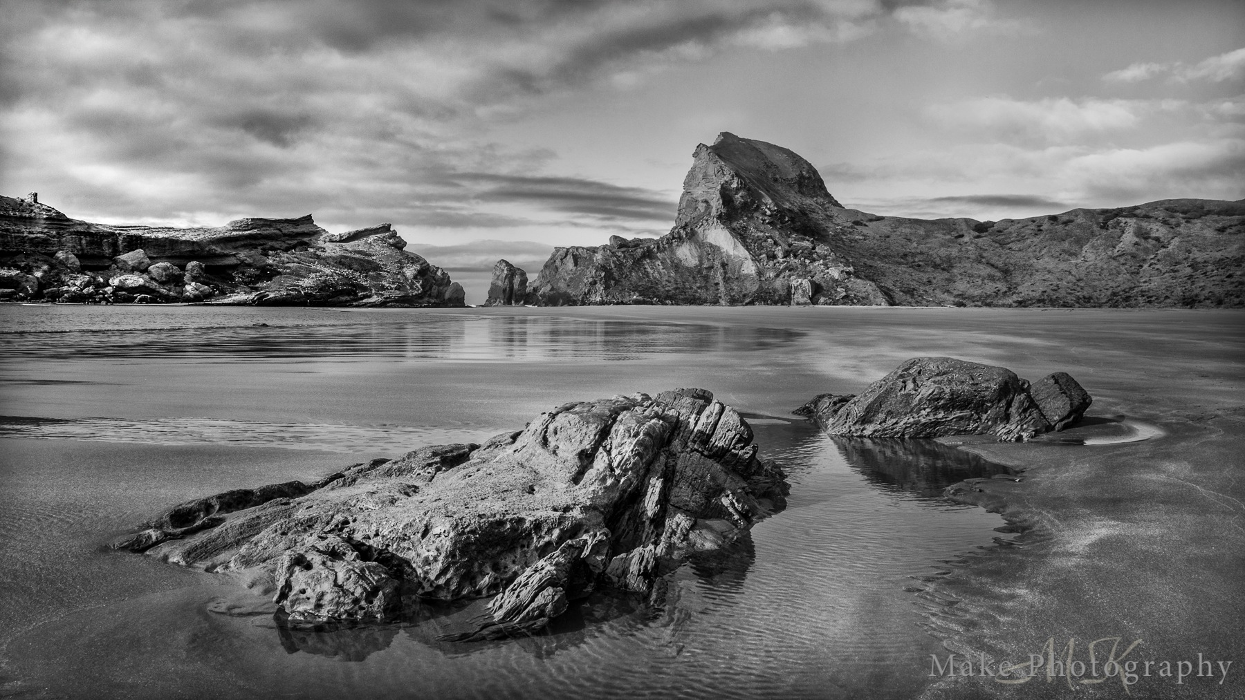 Deliverance Cove by MikeGannaway