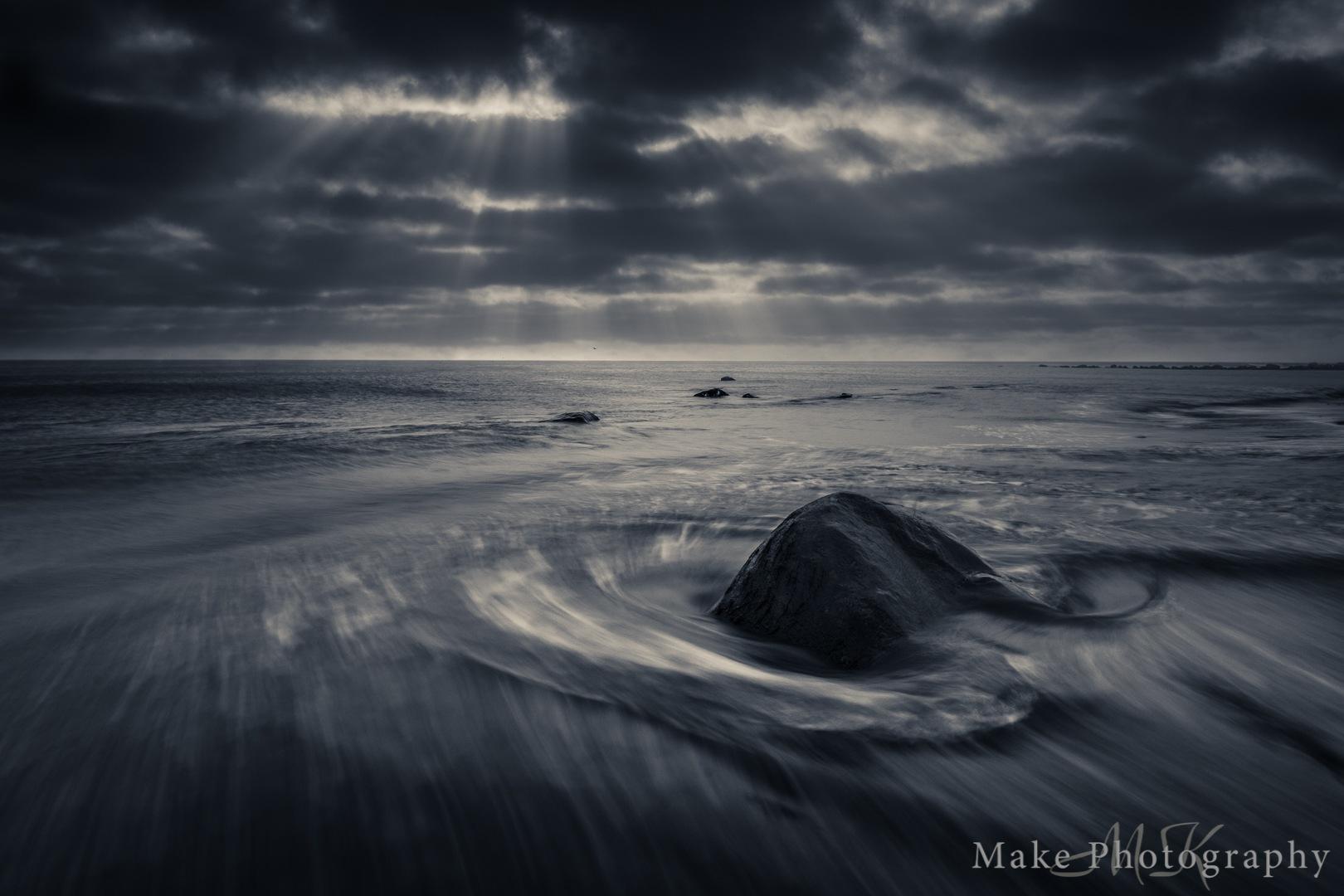 Stormy Skies by MikeGannaway