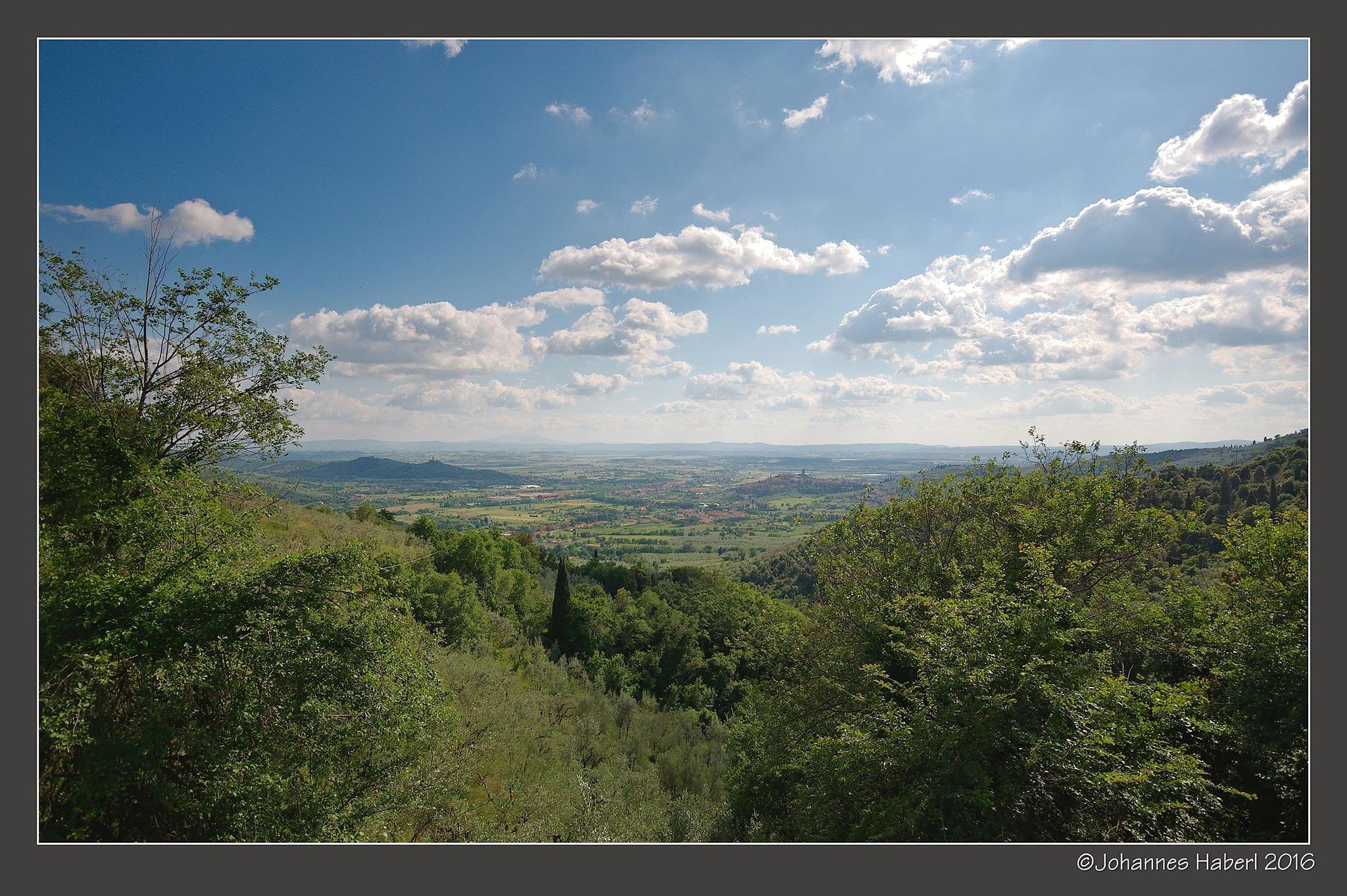 beautiful landscape by Johannes Haberl