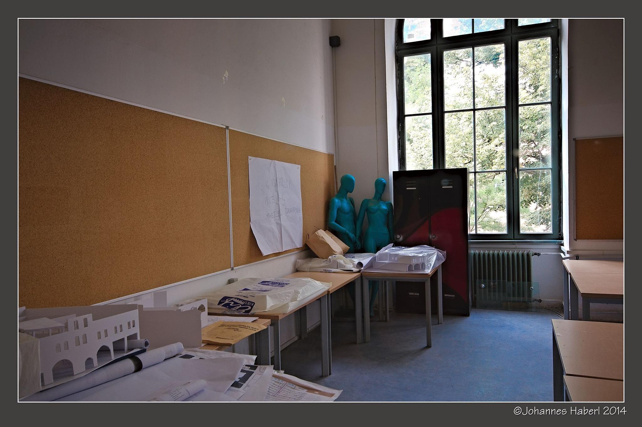 Istanbul ITU Taskisla-Campus II by Johannes Haberl