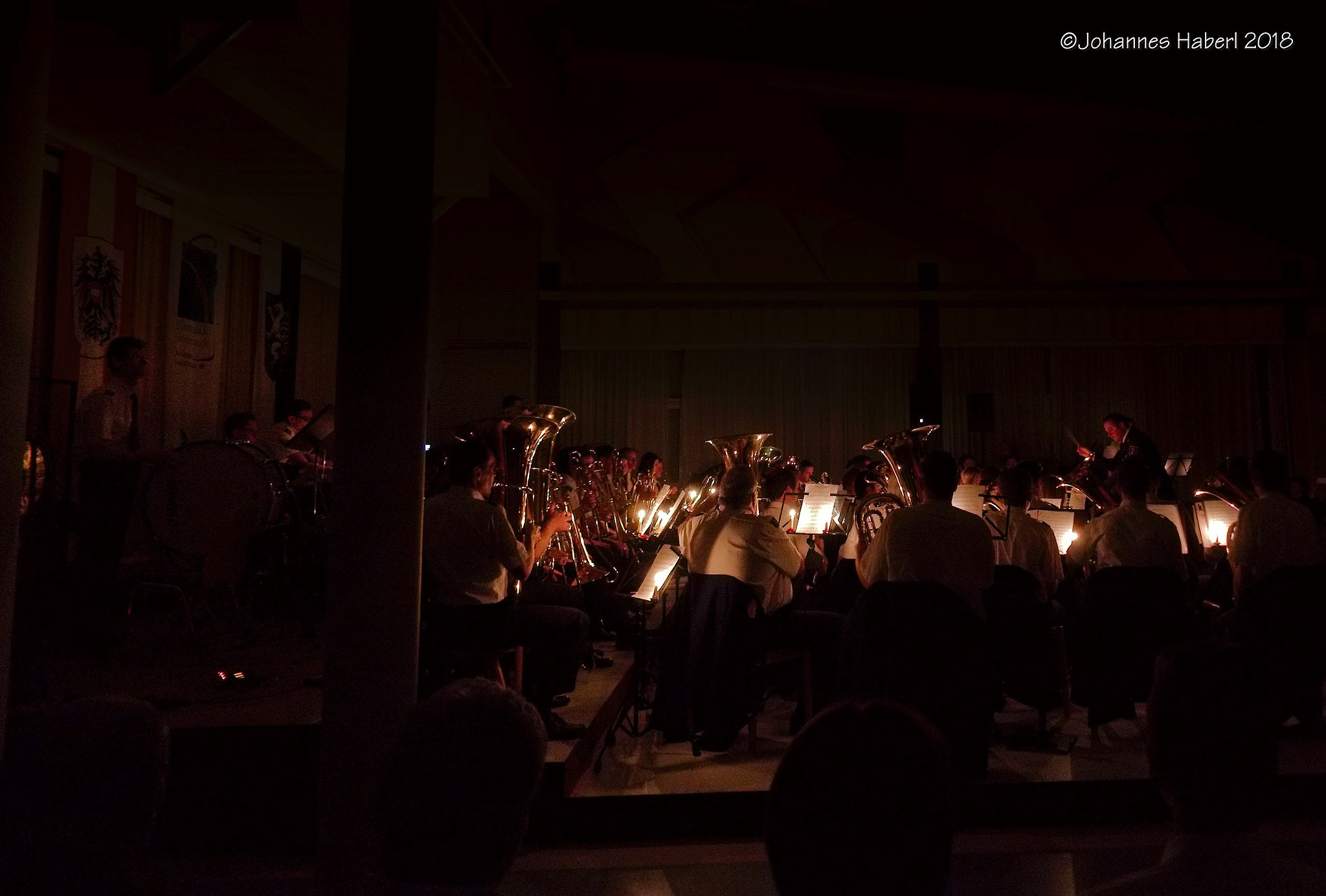 spring concert - with candle-light III by Johannes Haberl