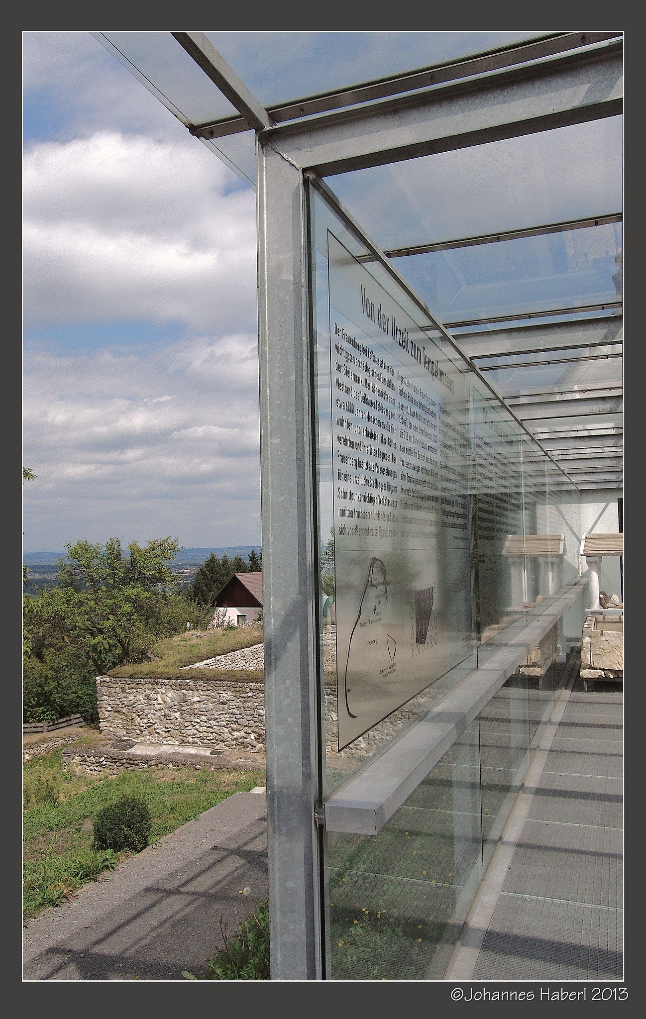 Frauenberg - museum II by Johannes Haberl