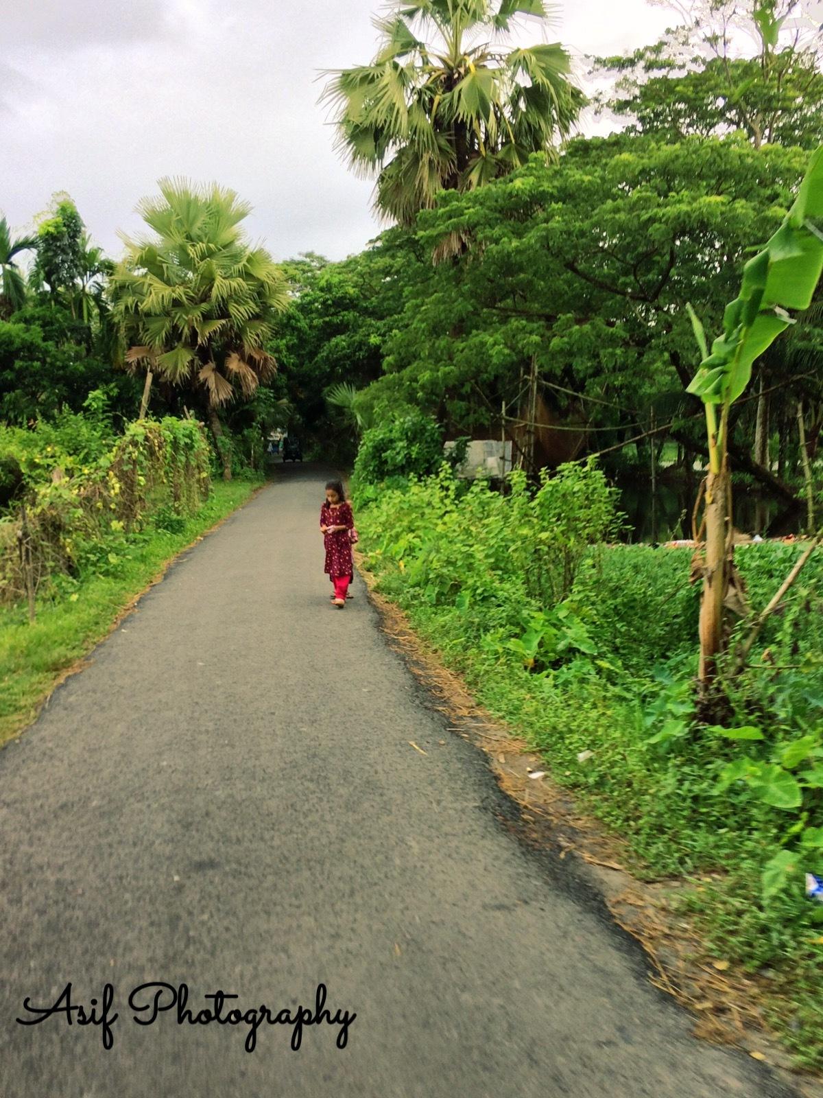 free roadside  by Asif