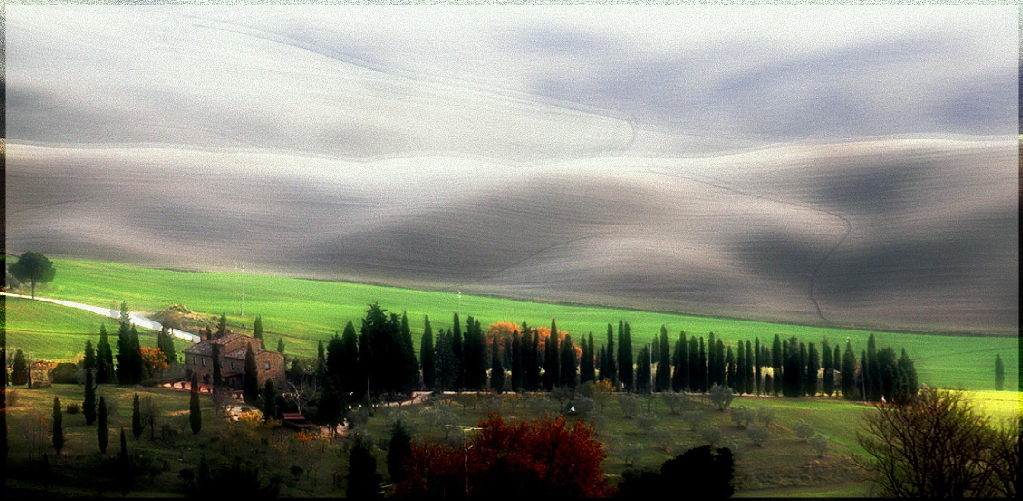 Soft Hills by mrxibis