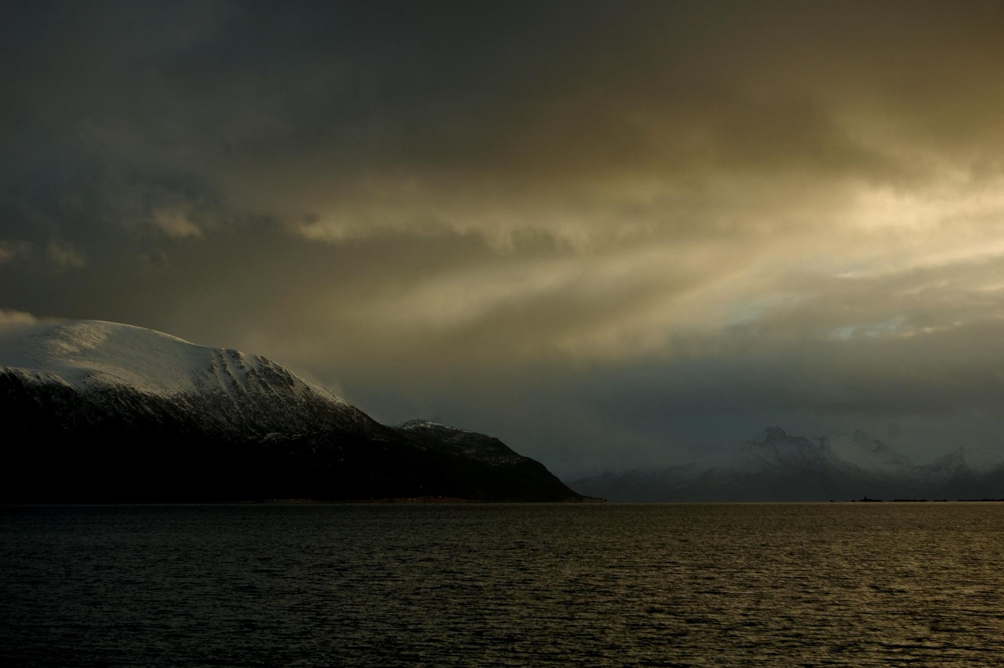 North Norway by Tea-mari Brax