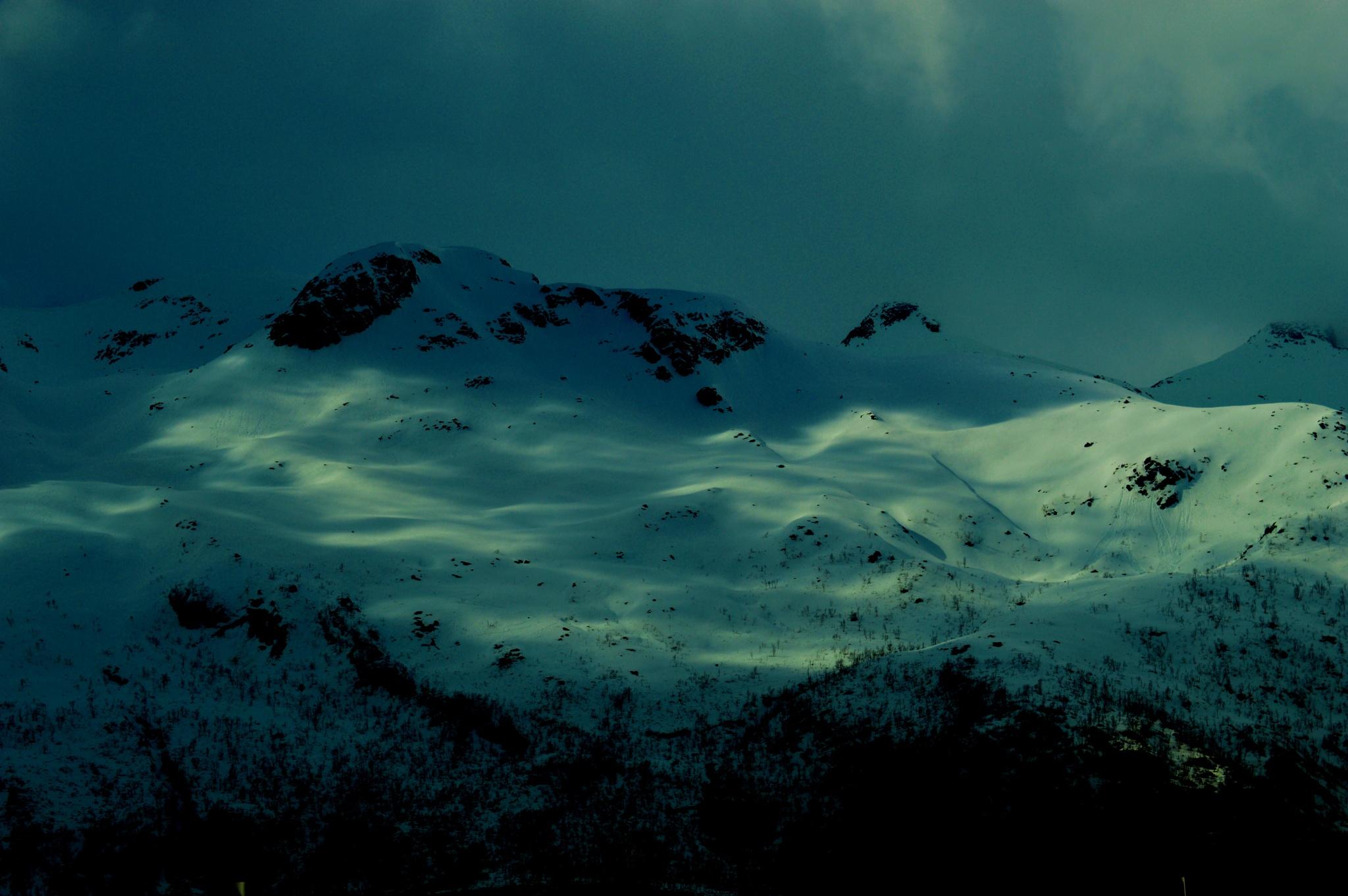 Lofots in Norway by Tea-mari Brax