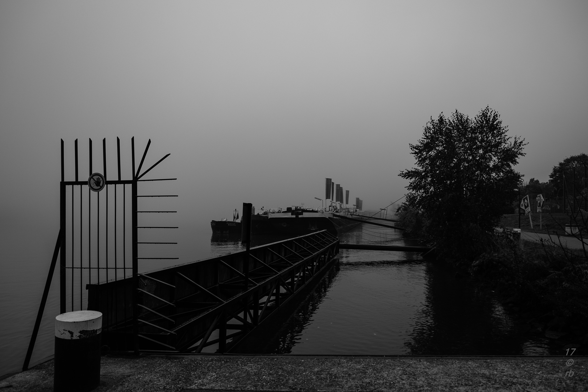 Colorless Monday by > Robert Braun <