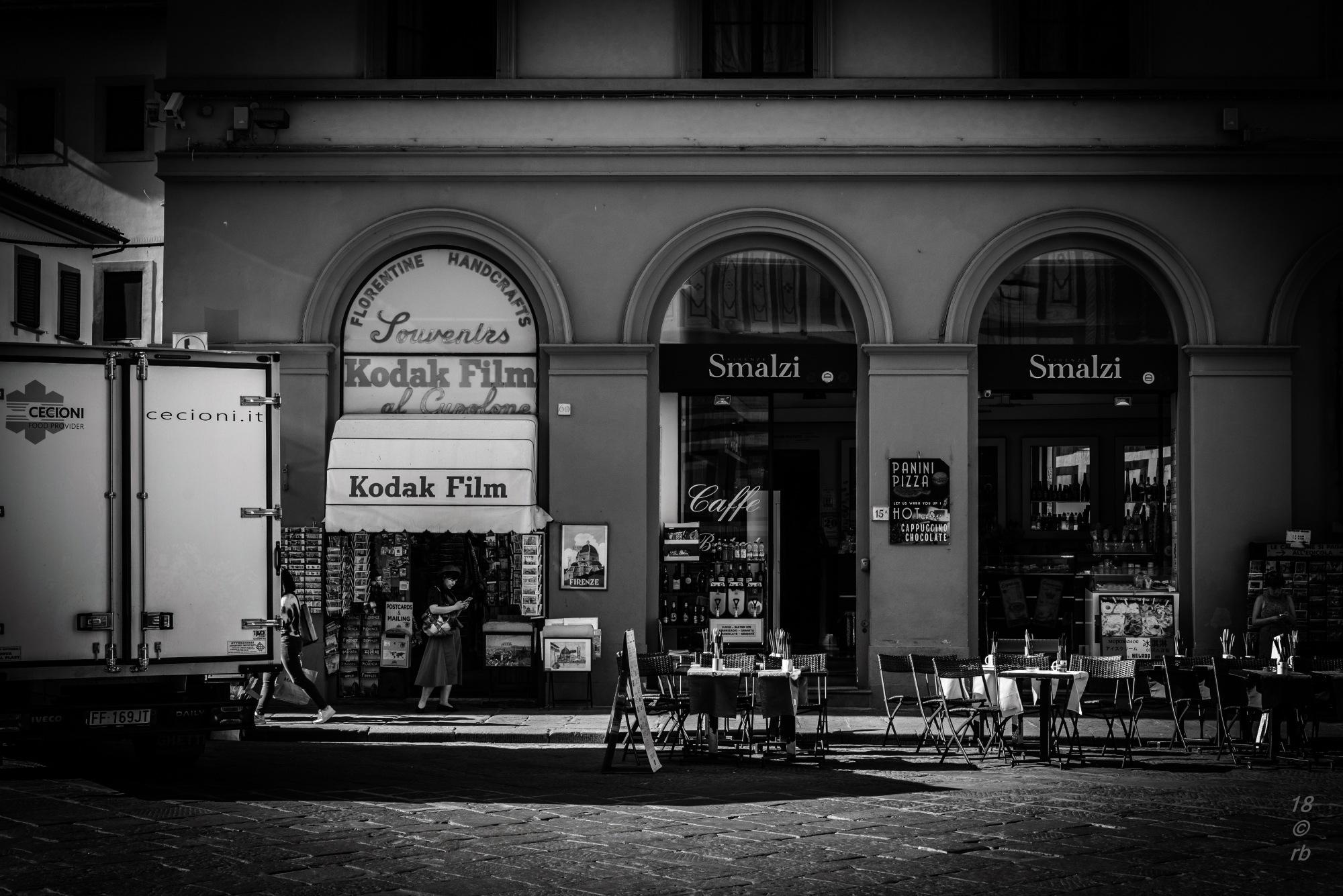 Florenz by > Robert Braun <
