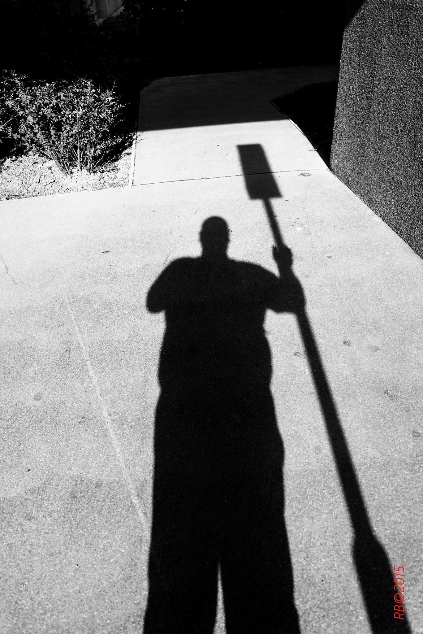 Selfi :-) by > Robert Braun <
