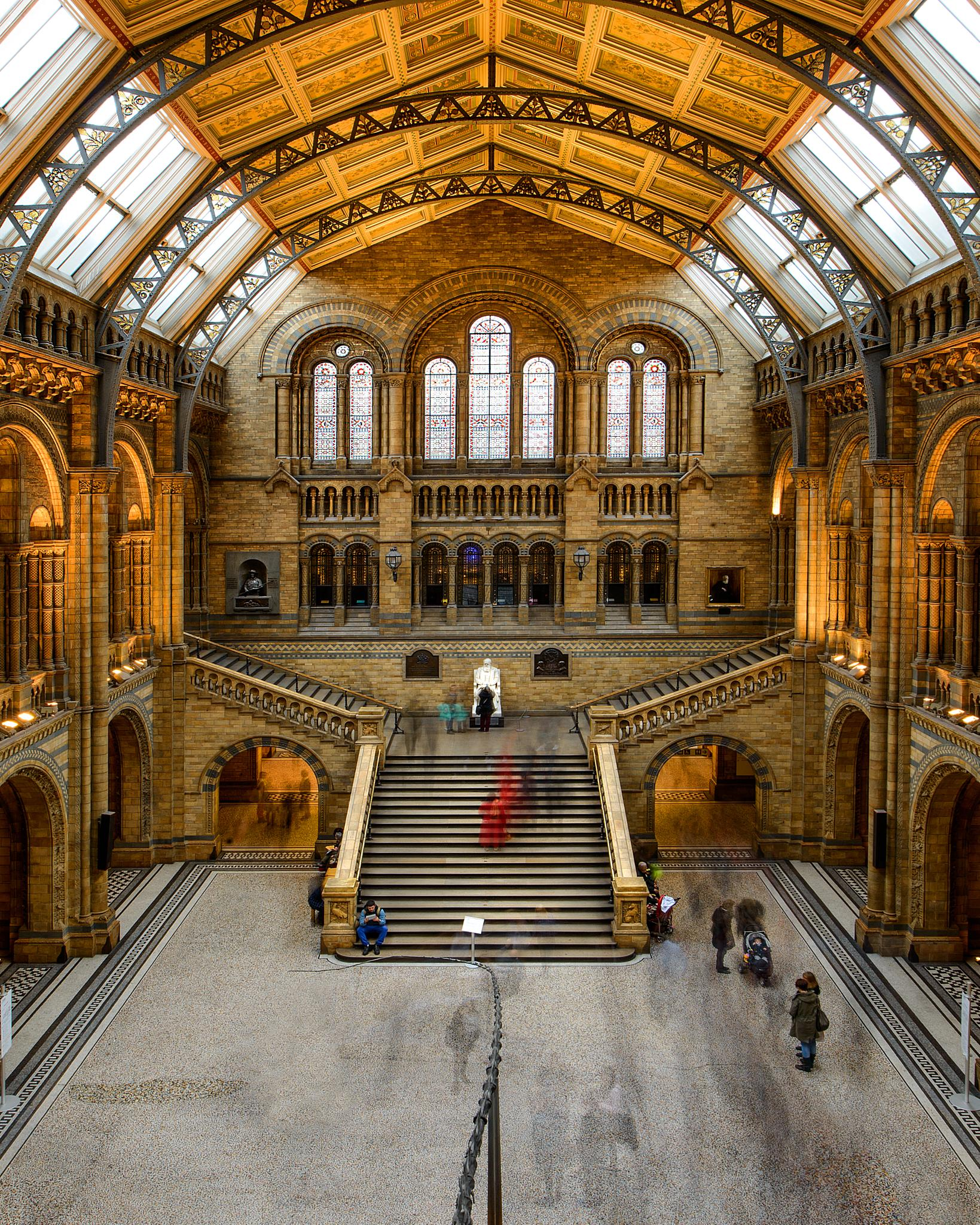 National History Museum by Massimo Crisafi