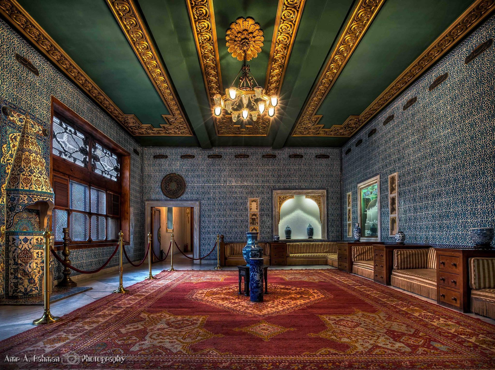 Royal Room by Amr A. Rahman