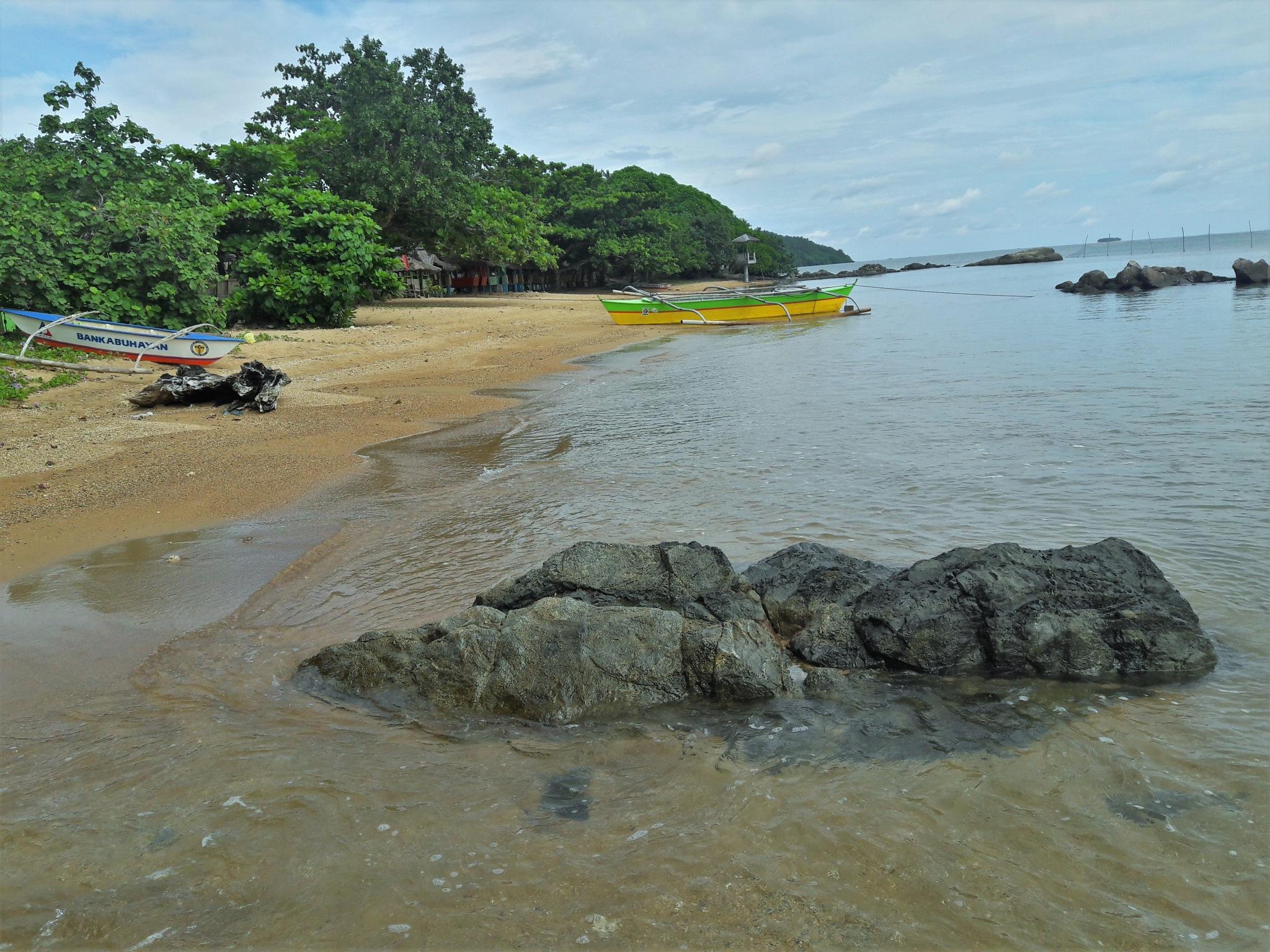 Beach of Hope by Mae Emerald