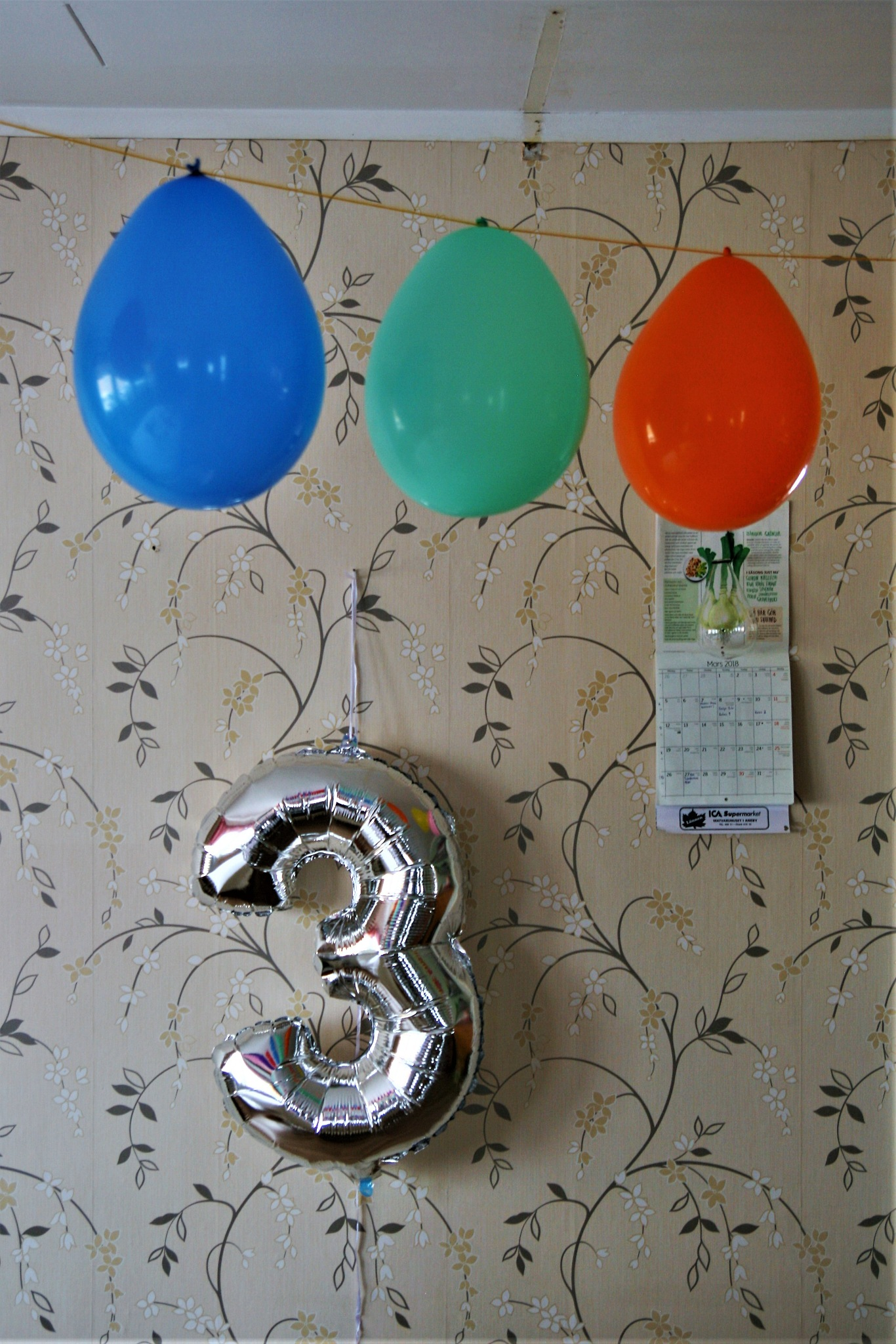tre ballonger by perwestling