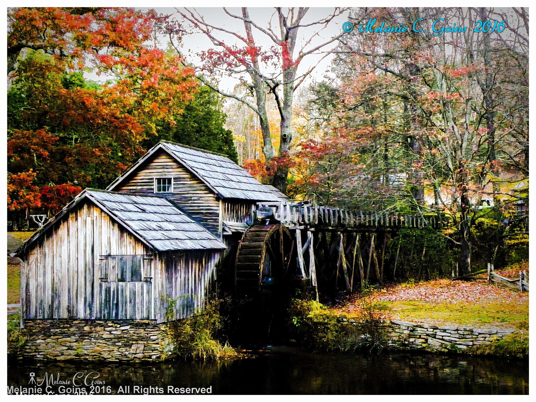 Mabry Mill by Melanie Goins