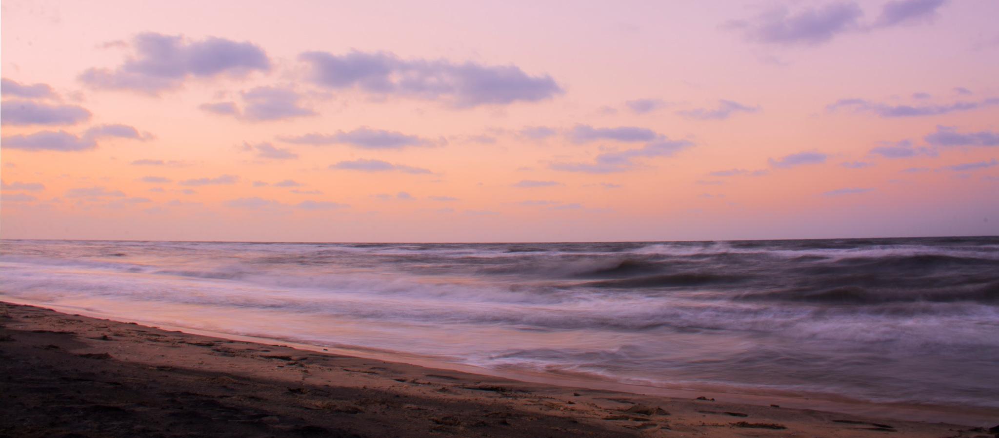 sunset by Khaled Eid