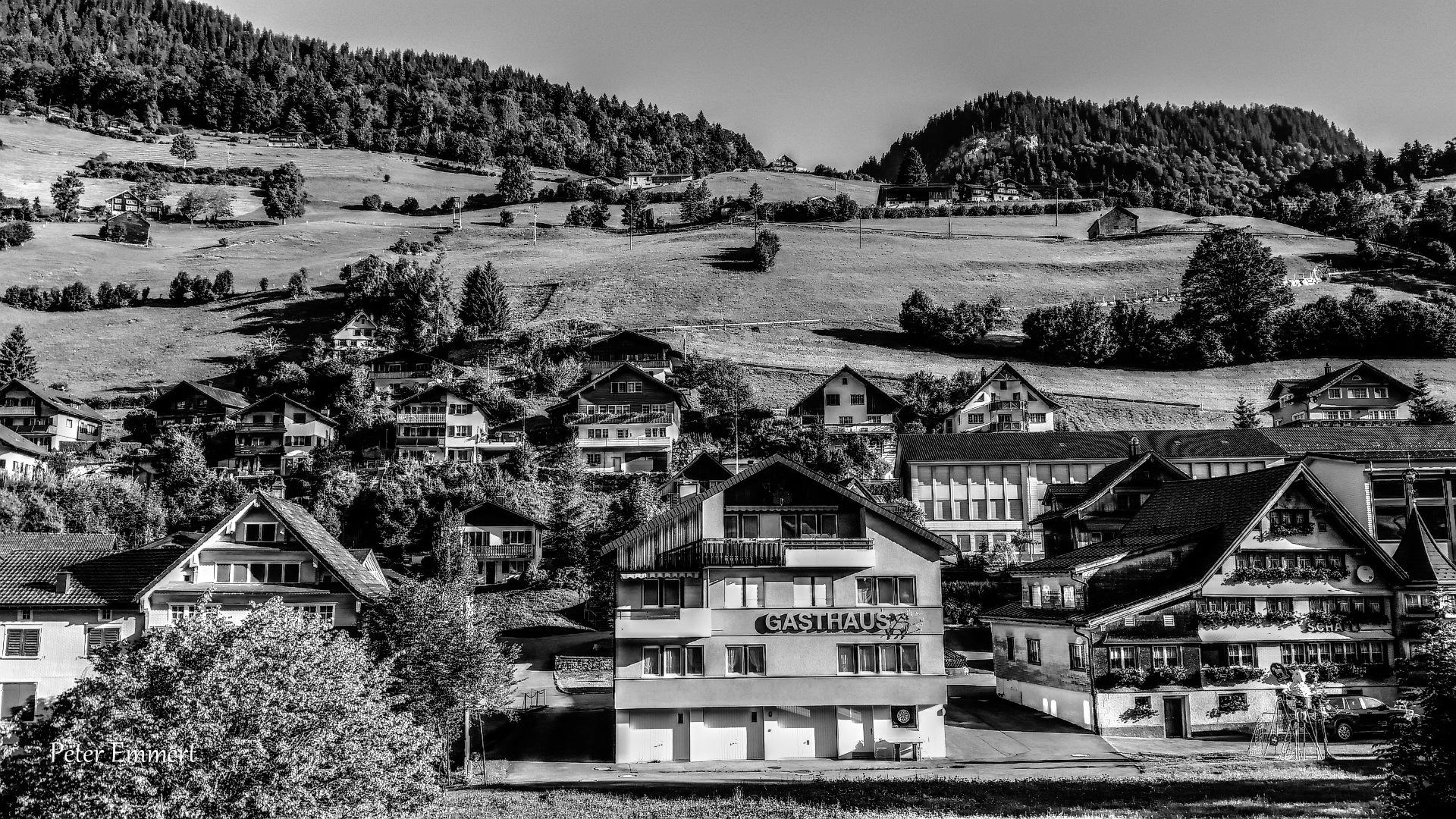 Schweizer Bergwelt Part three by Peter Emmert