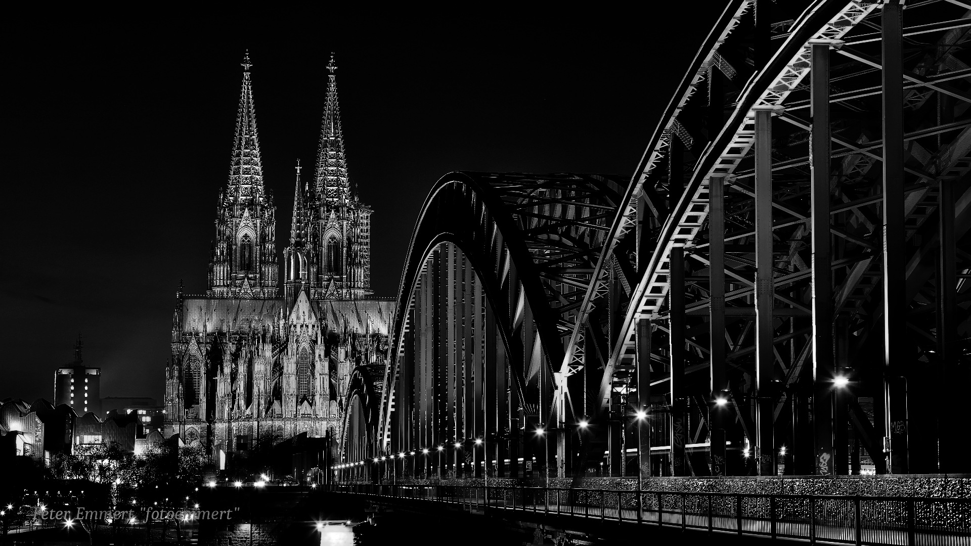 Kölner Dom by Peter Emmert