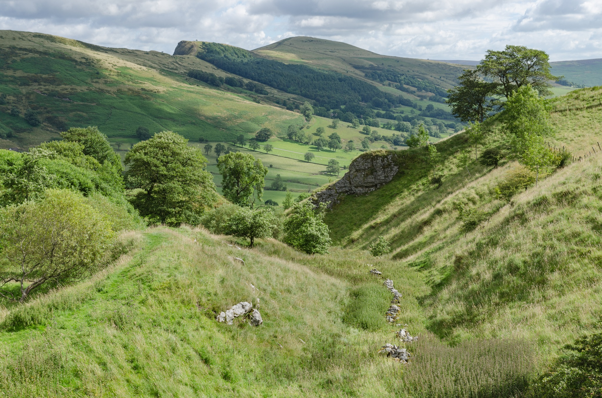 Lose Hill, Derbyshire by bfstubbs